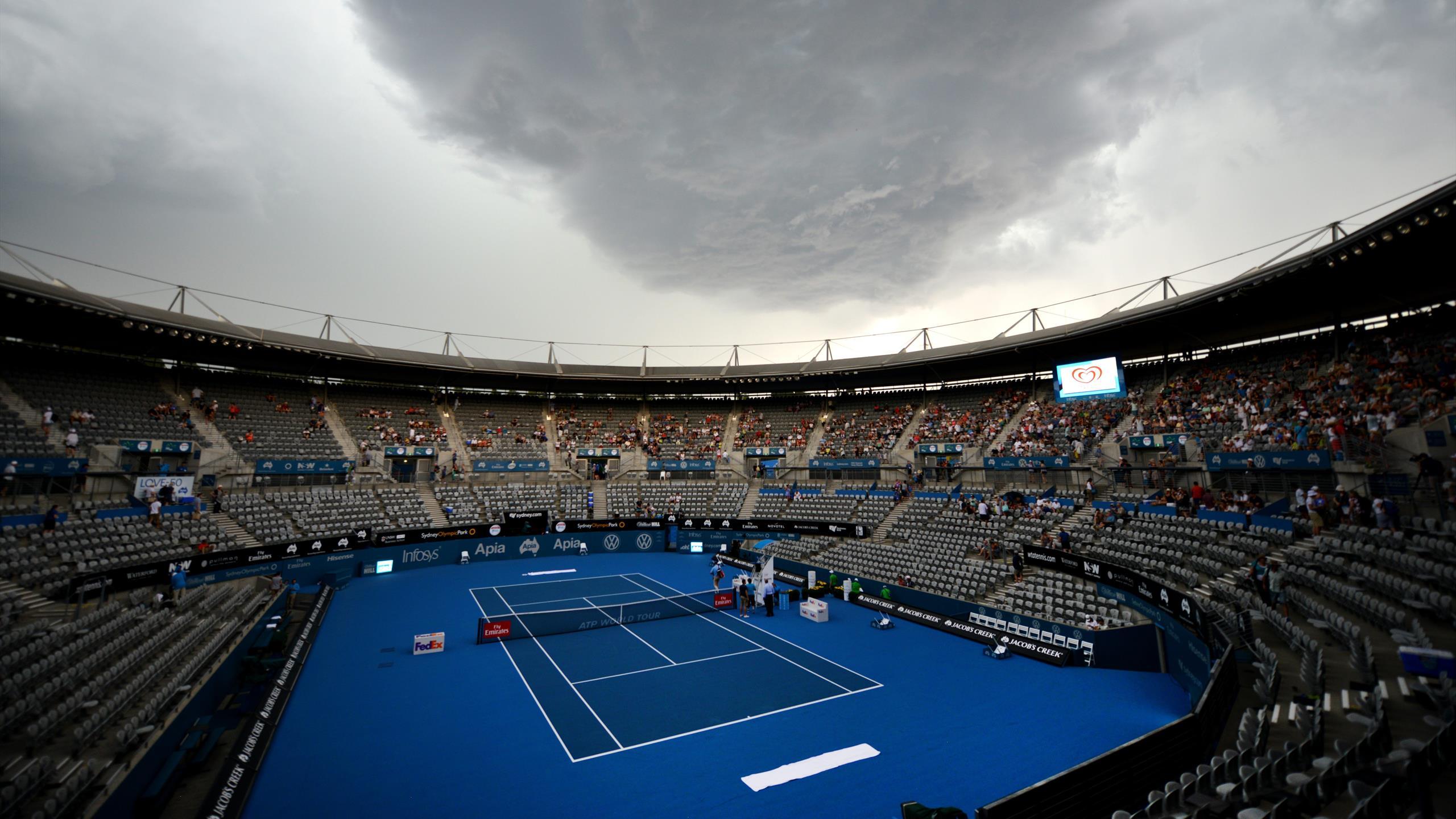Tennis : L'ATP annonce une prolongation du gel de son classement et une hausse des primes en tournoi - Eurosport FR