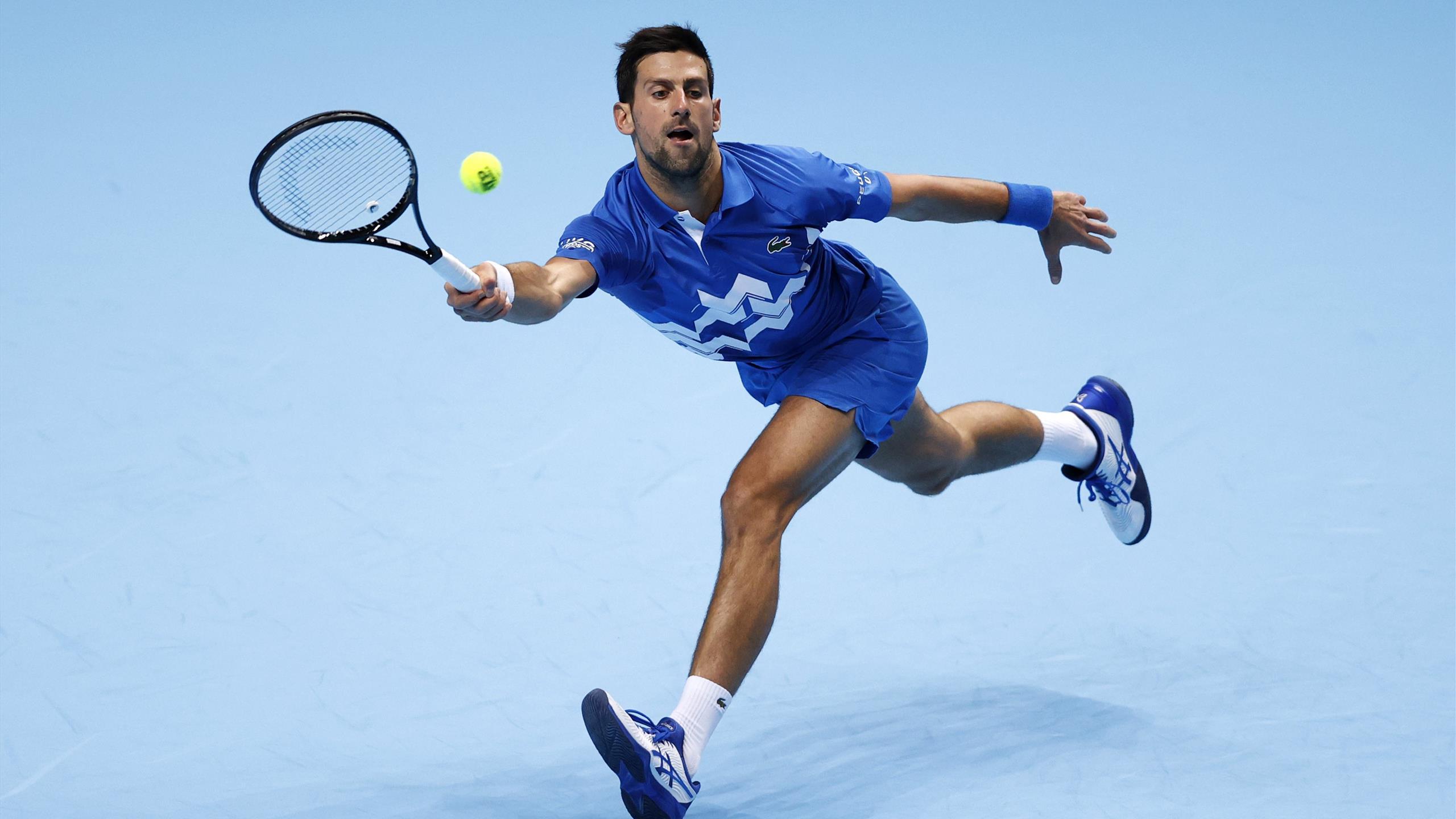 JETZT LIVE | ATP Finals mit Zverev, Djokovic und Medvedev