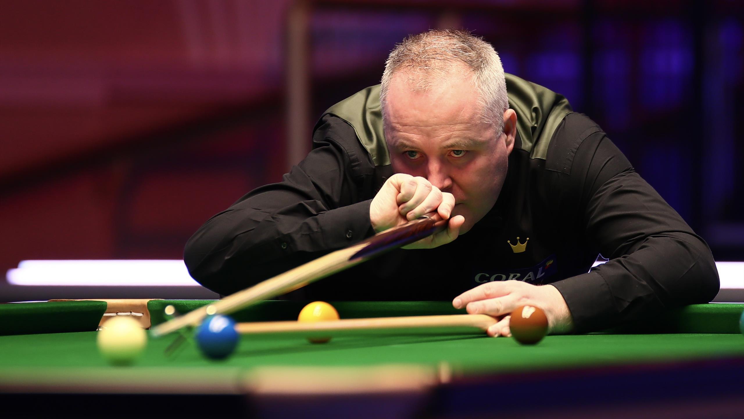 Masters Snooker 2021 Live John Higgins Takes On Mark Allen After Ronnie O Sullivan Beats Ding Eurosport