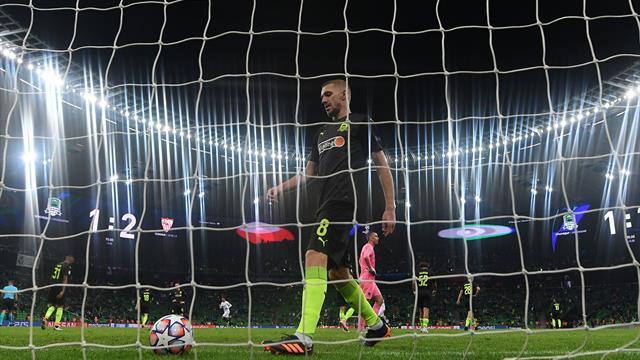 «Краснодар» вылетел из Лиги чемпионов. Позор – не результат, а игра