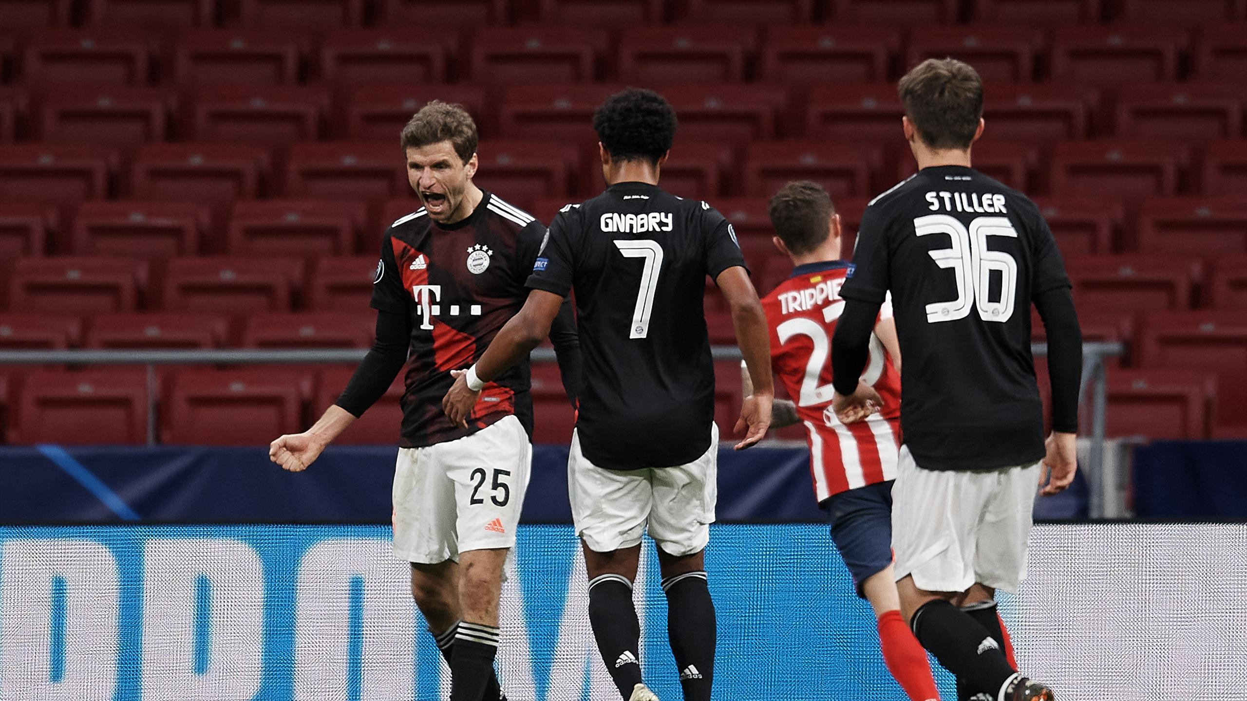Atletico Madrid Champions League Sieger