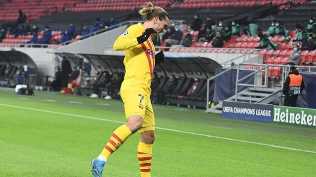 Griezmann et Dembélé rigolent, le Barça caracole