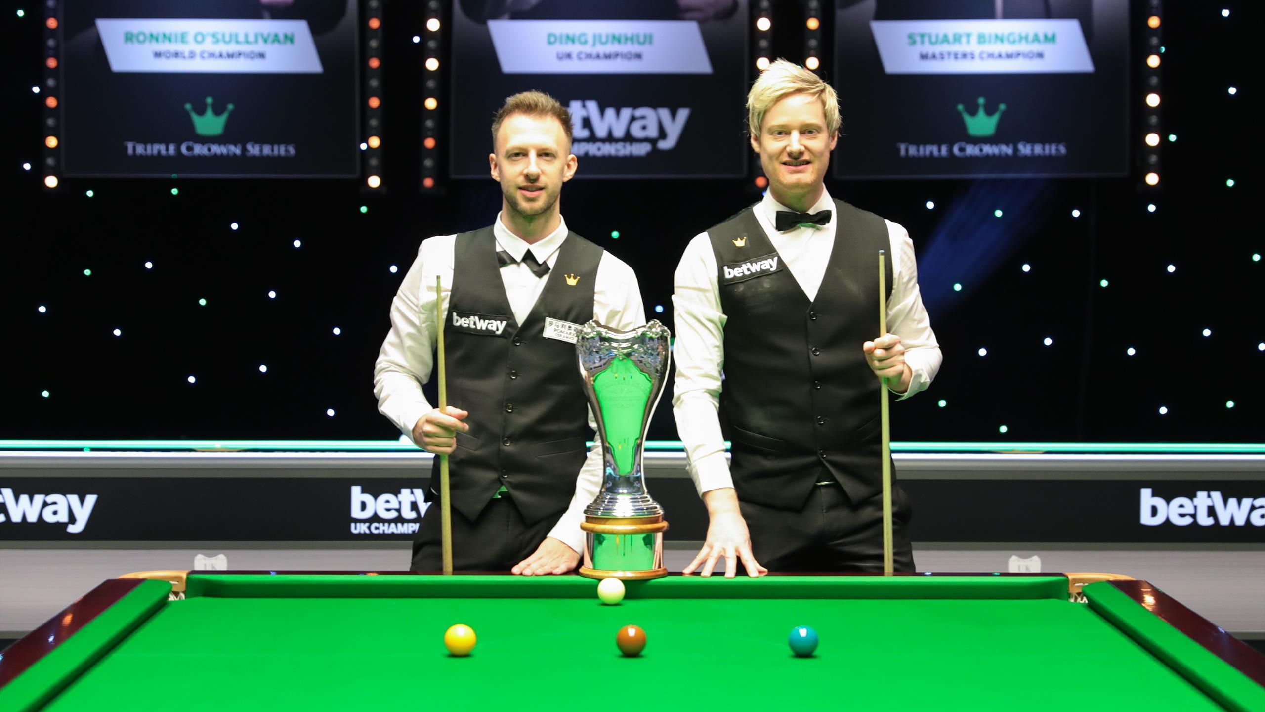 Snooker Uk Championship 2021 Eurosport