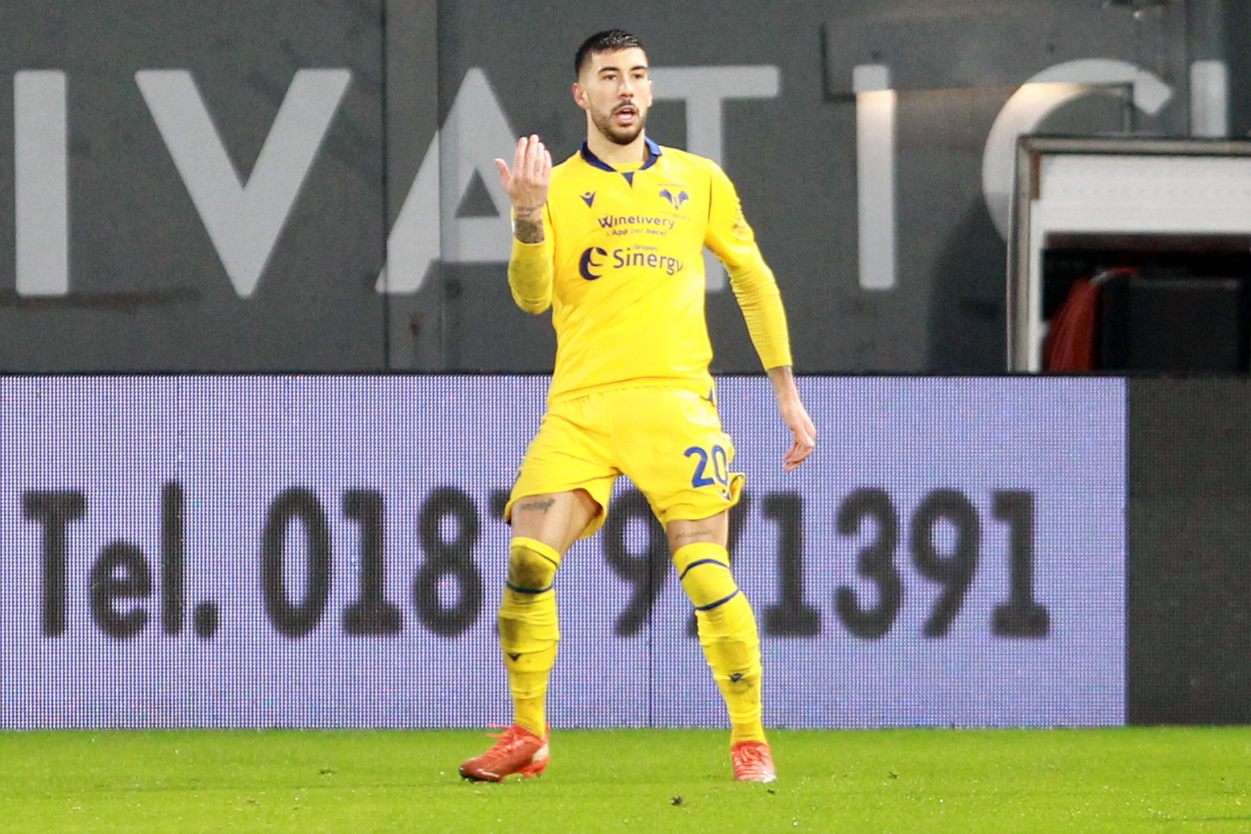 Serie A Le pagelle di Spezia-Verona 0-1: Mattia Zaccagni ...