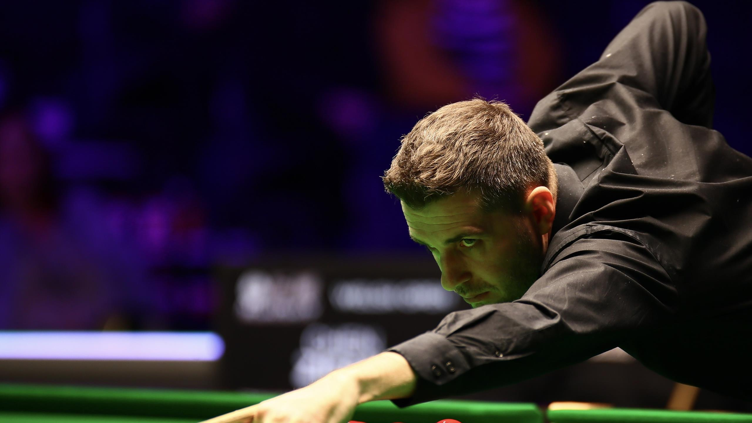 Masters Snooker 2021 Oh No It S Come Off Will Tip Drama Damage Mark Selby S Hopes Eurosport