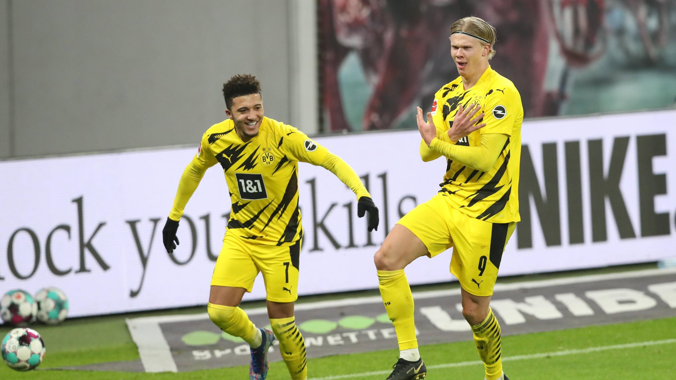 BVB - Talsohle durchschritten: Sanchos Aufschwung belebt Borussia Dortmund