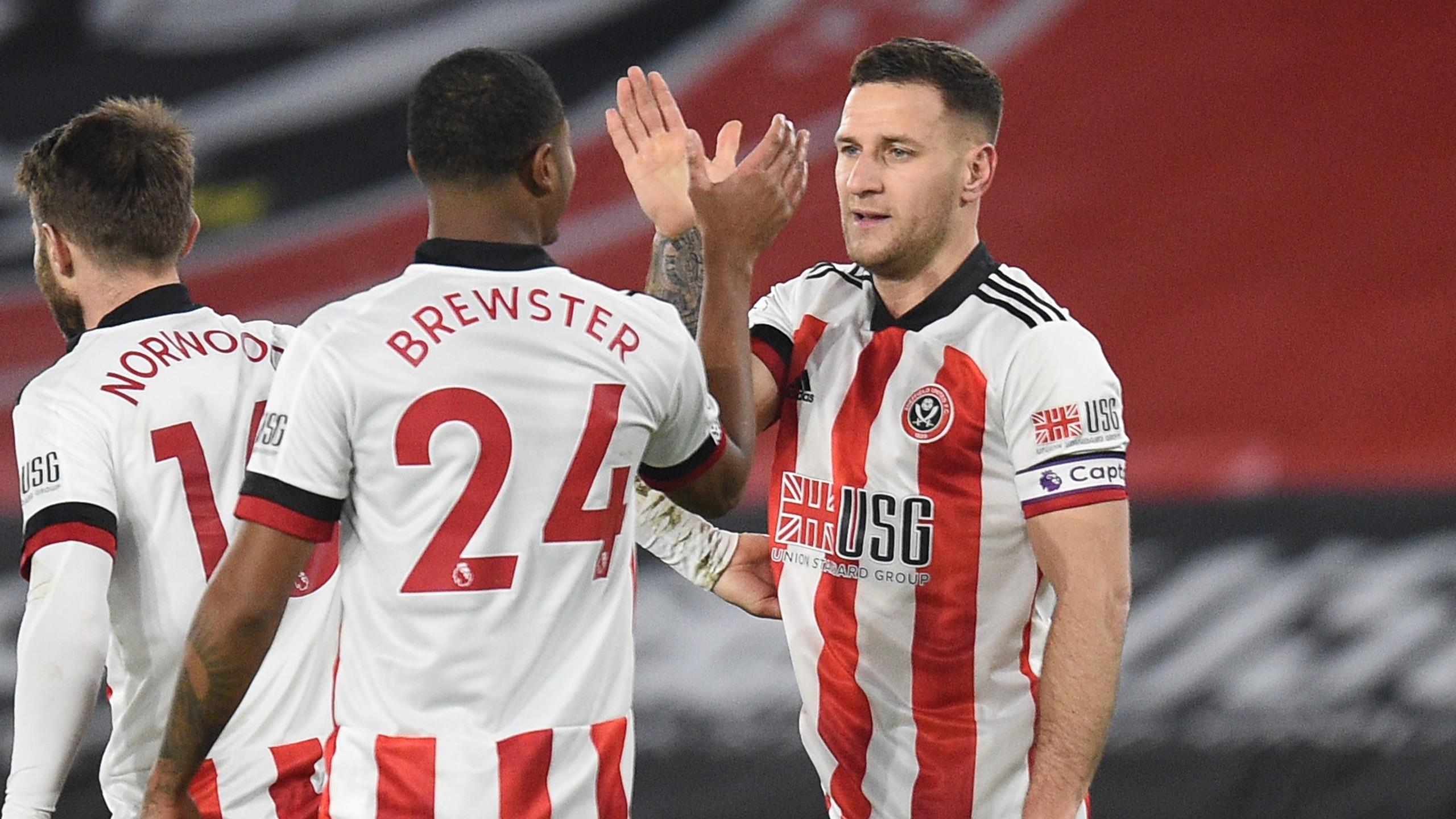 Sheffield United beat Newcastle to earn long-awaited first ...