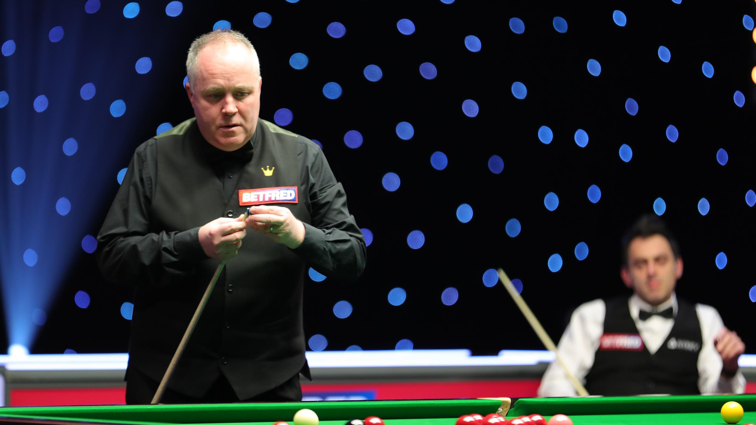 Masters Snooker 2021 Live Ronnie O Sullivan Takes On John Higgins For Semi Final Spot Eurosport
