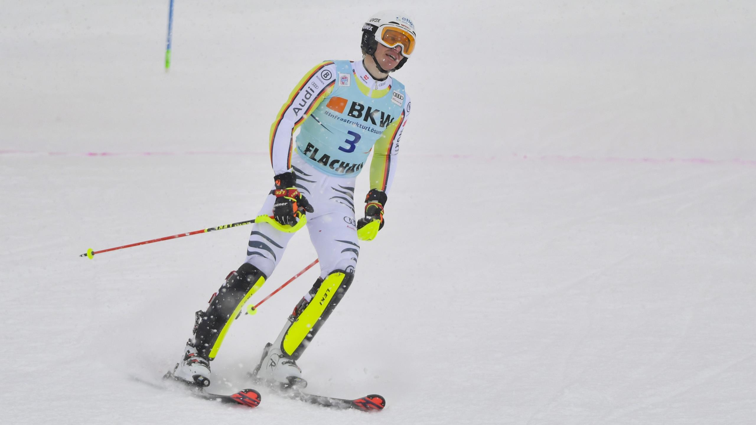 Ergebnis Slalom Heute