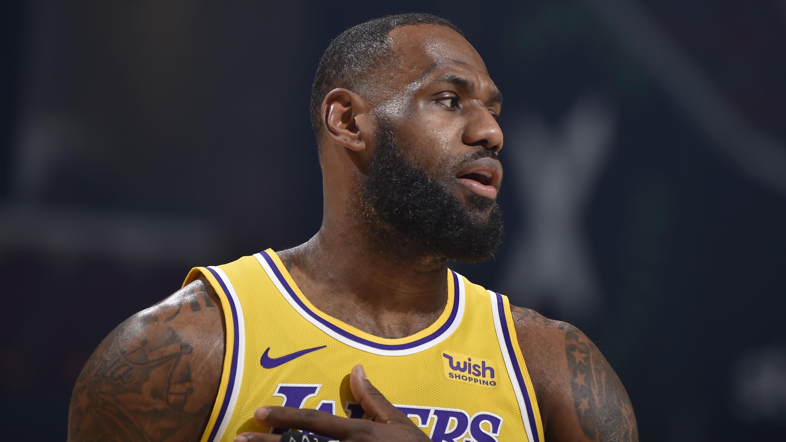 NBA : James et Durant mènent le front des votes pour un All-Star Game de plus en plus probable - Eurosport FR