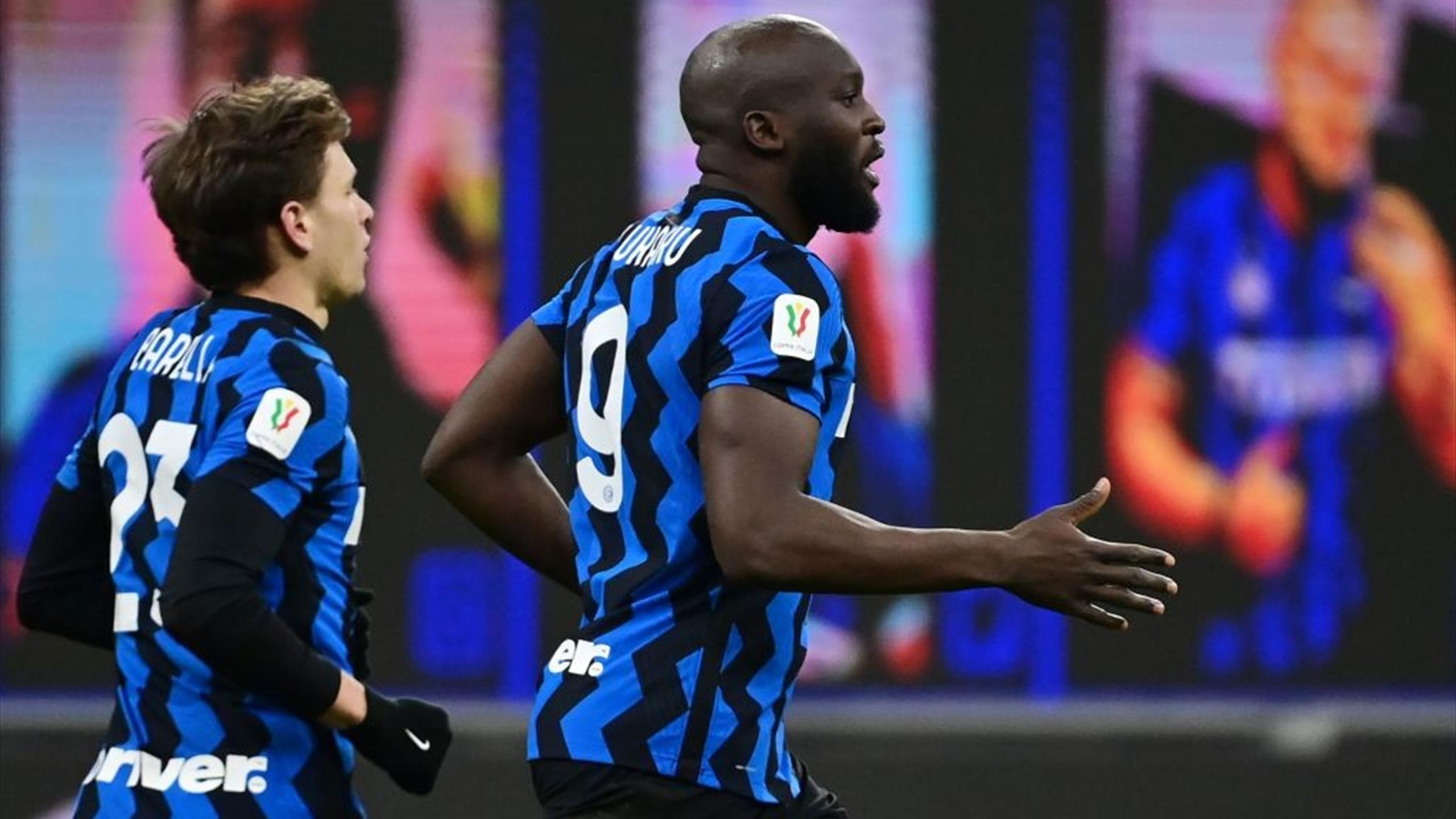Le derby et les demies pour l'Inter