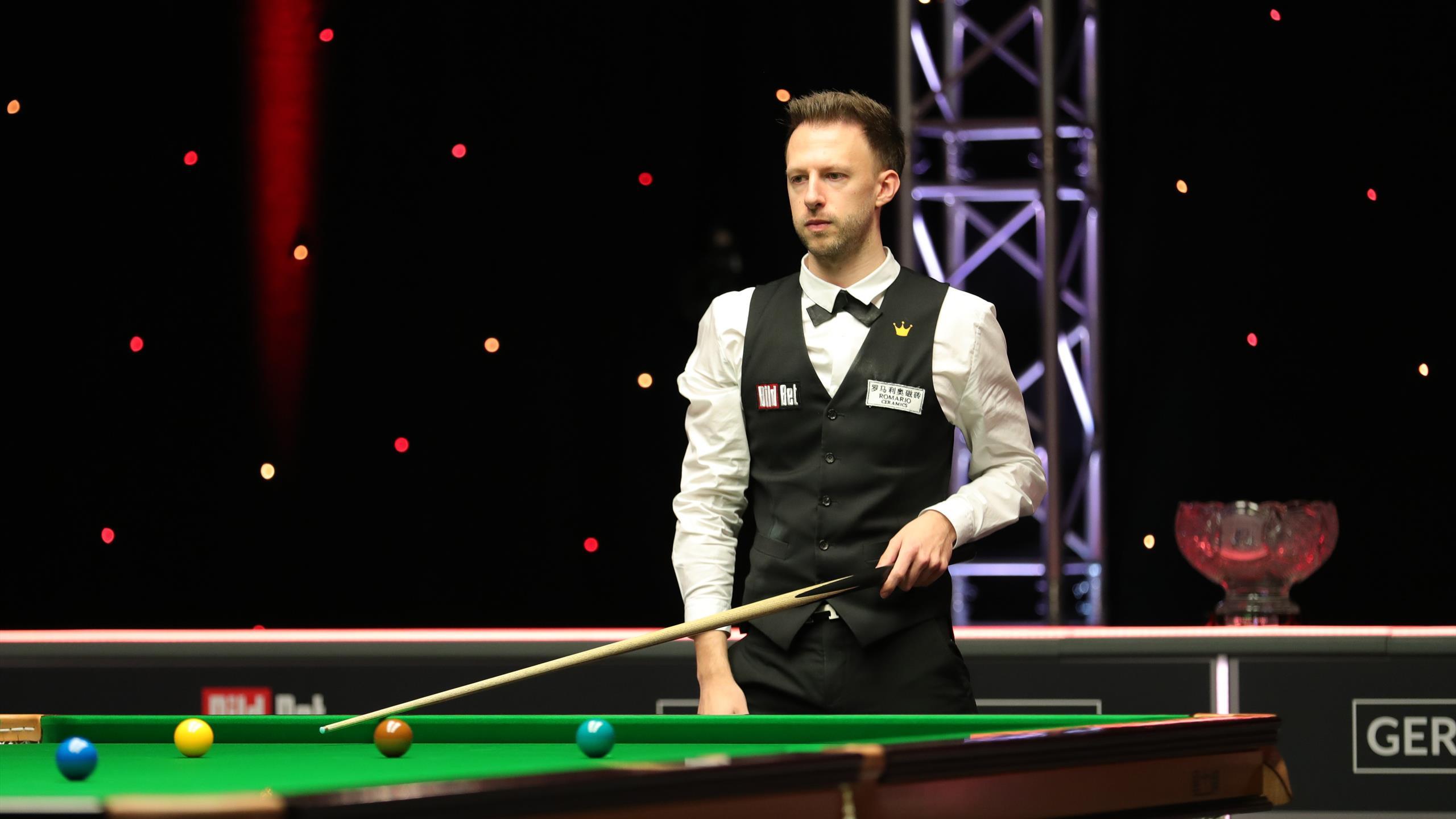German Masters Snooker 2021 As It Happened Defending Champion Judd Trump Beats Jack Lisowski Eurosport