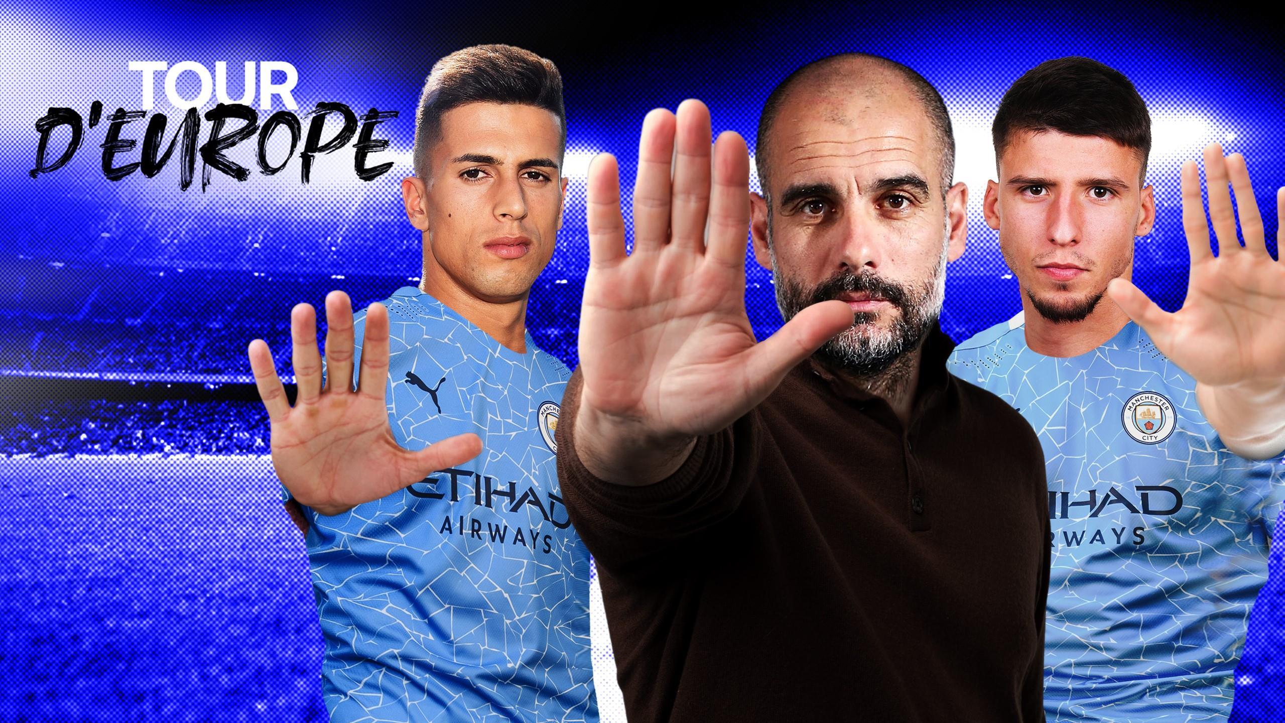Premier League - Comment Manchester City est devenu l'une des meilleures défenses au monde ? - Eurosport.fr