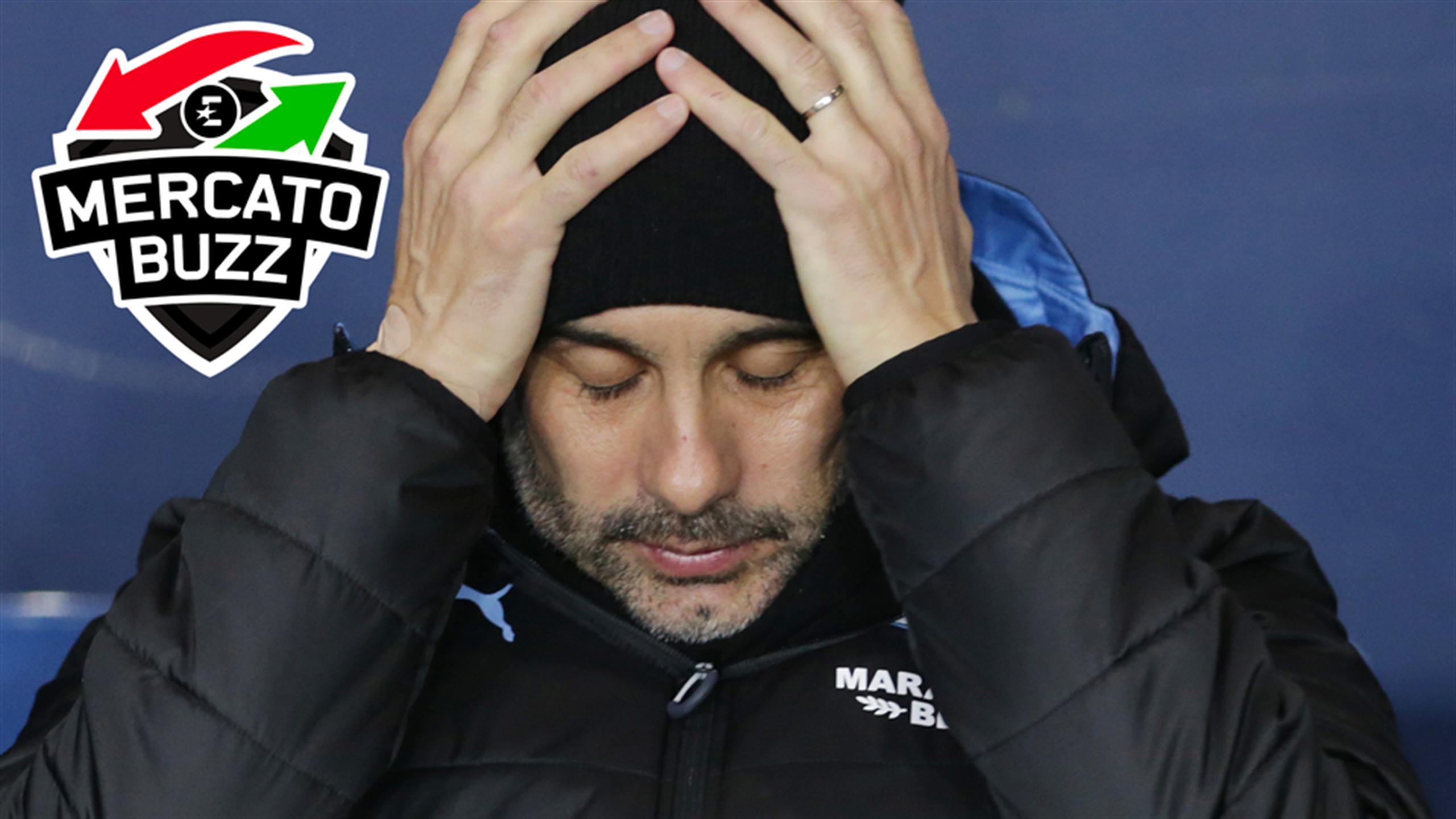 Premier League - Un chouchou de Guardiola déjà dans les bras du Barça ? - Eurosport FR