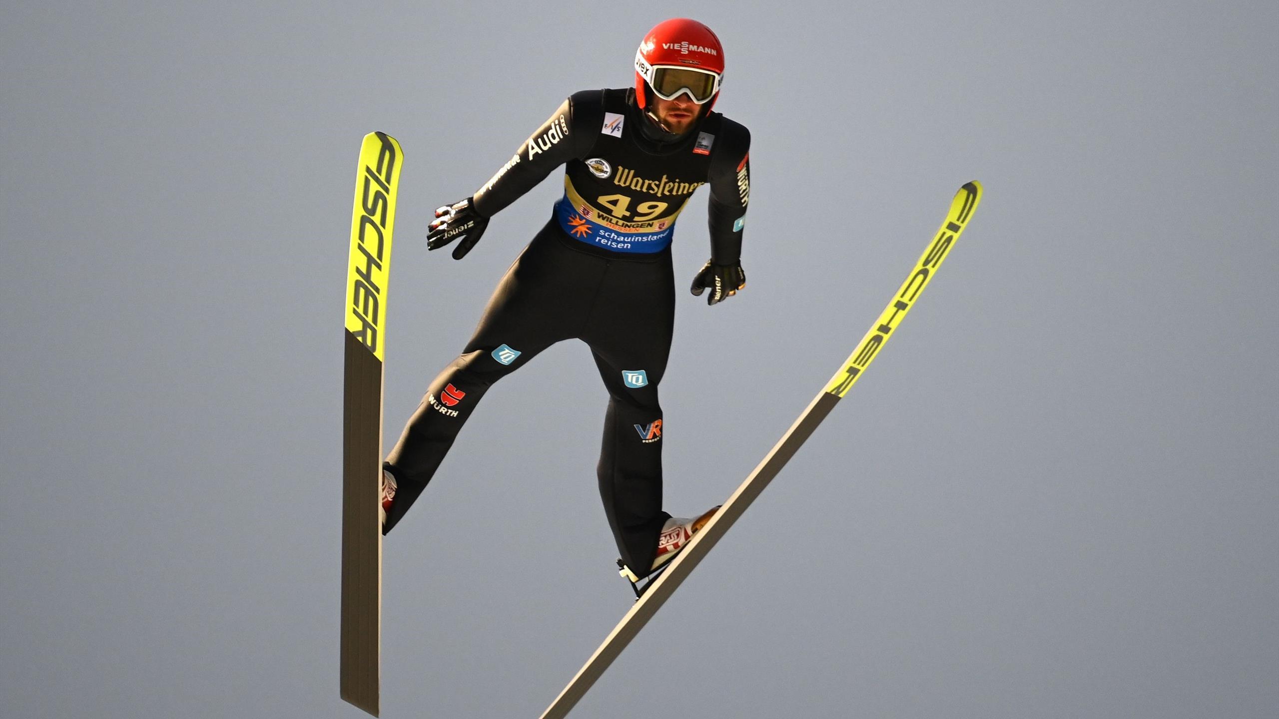 Skispringen Klingental