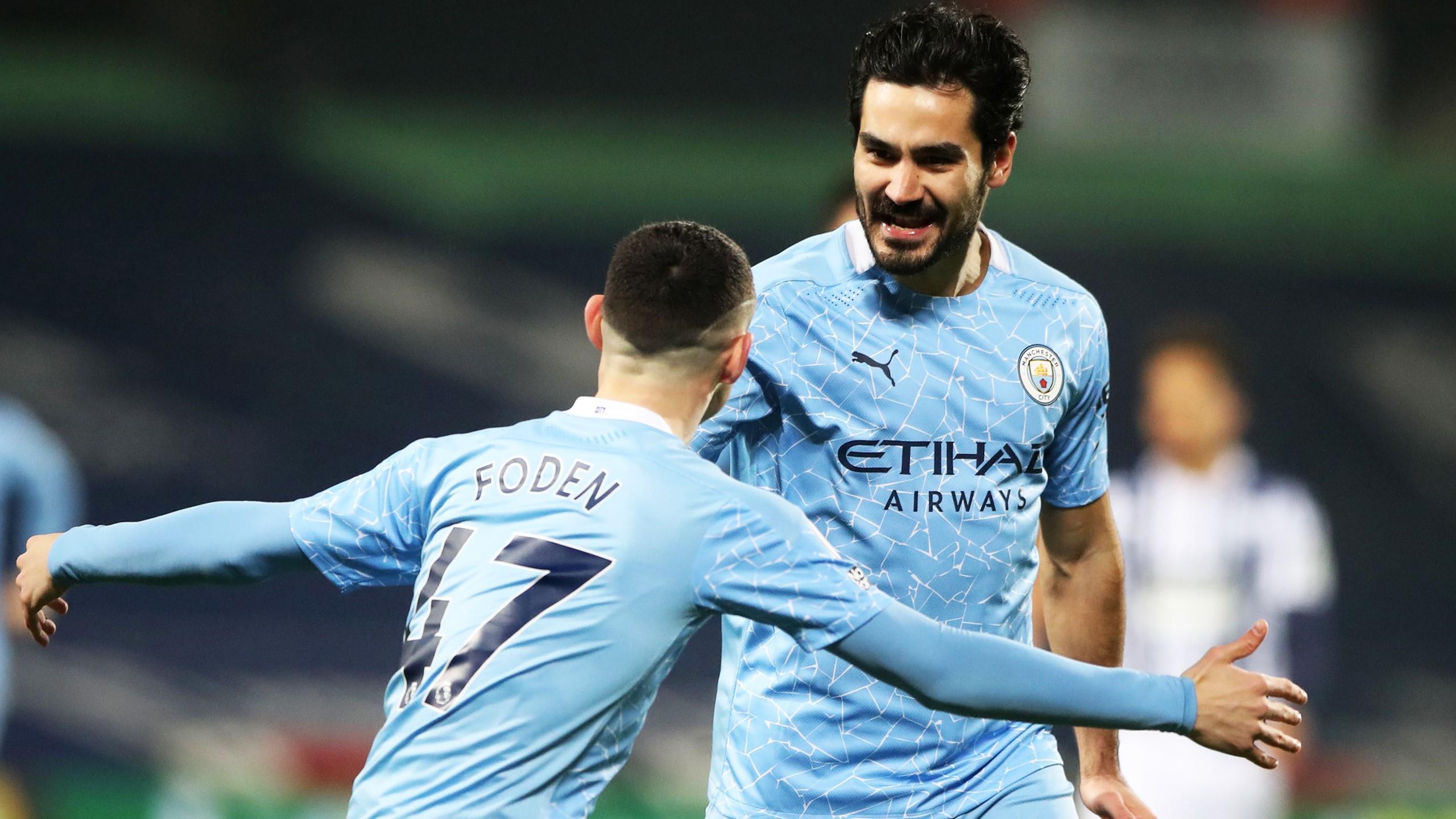 Ilkay Gündogan überragt bei Manchester City: Aus De Bruynes Schatten zum Besten Europas - Eurosport DE