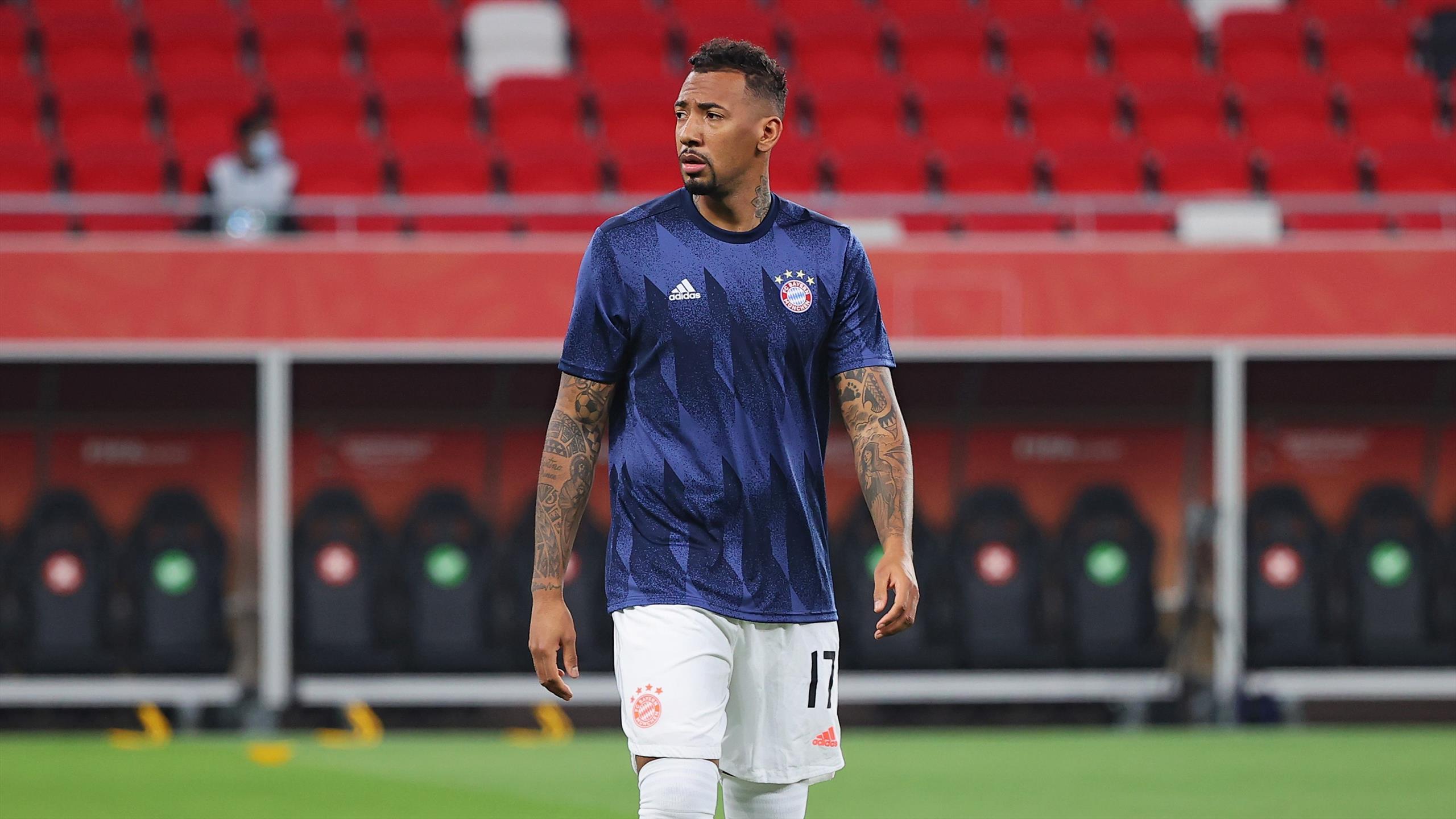 Jérôme Boateng: Star des FC Bayern München reist nach Todesnachricht aus Katar von Klub-WM ab - Eurosport DE