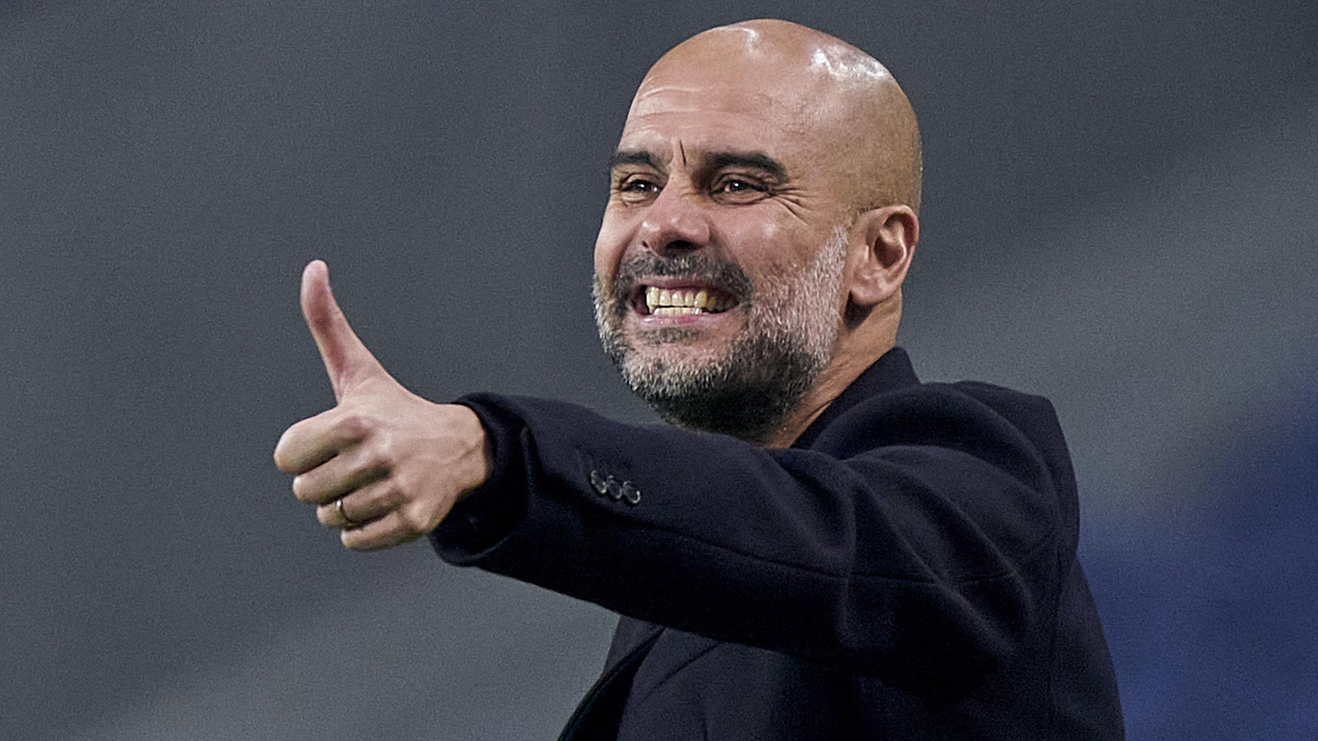 La máquina perfecta: Guardiola engrasa al Manchester City - Eurosport