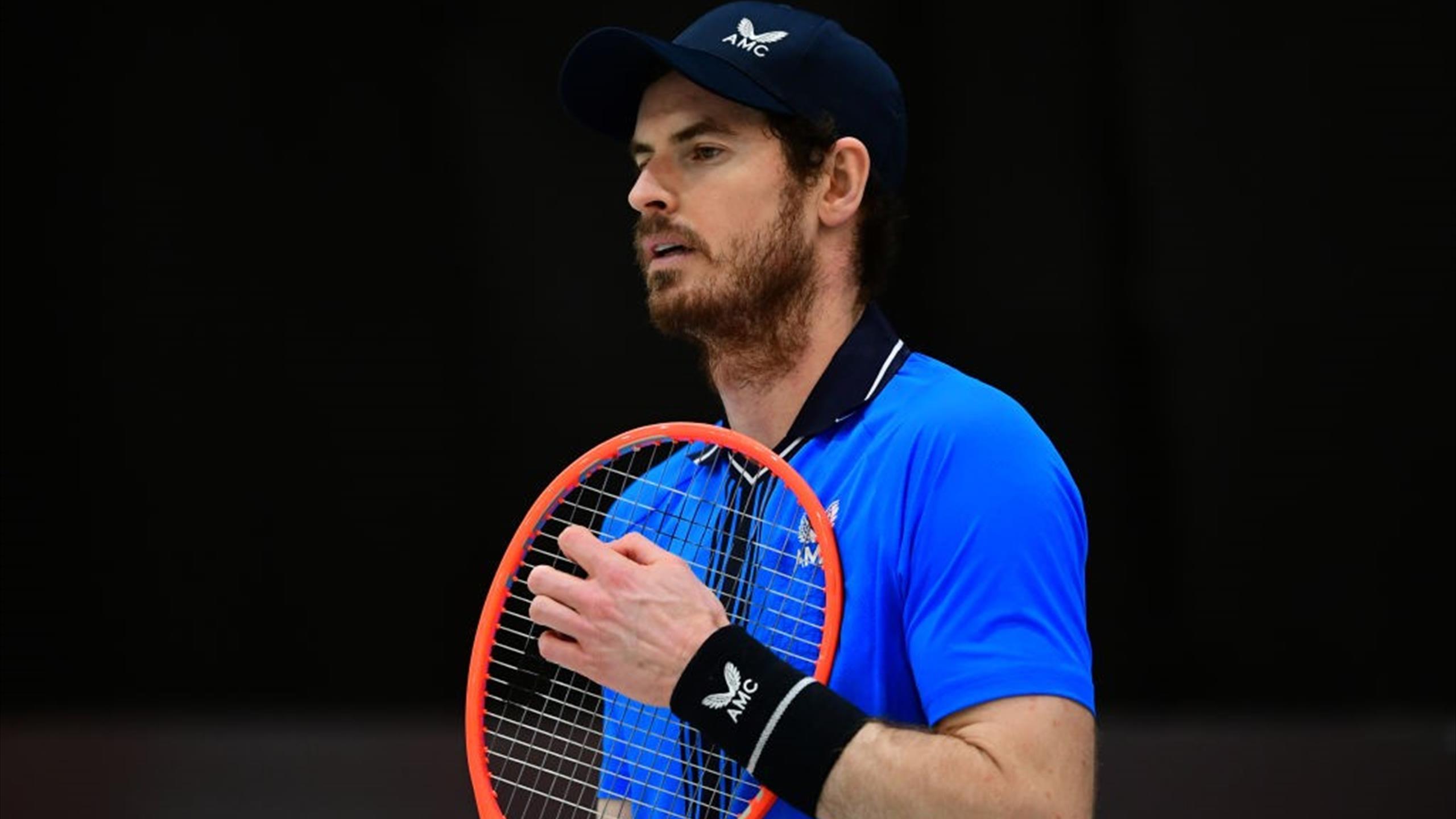 ATP Montpellier : Andy Murray sorti dès le 1er tour par Egor Gerasimov - Eurosport FR
