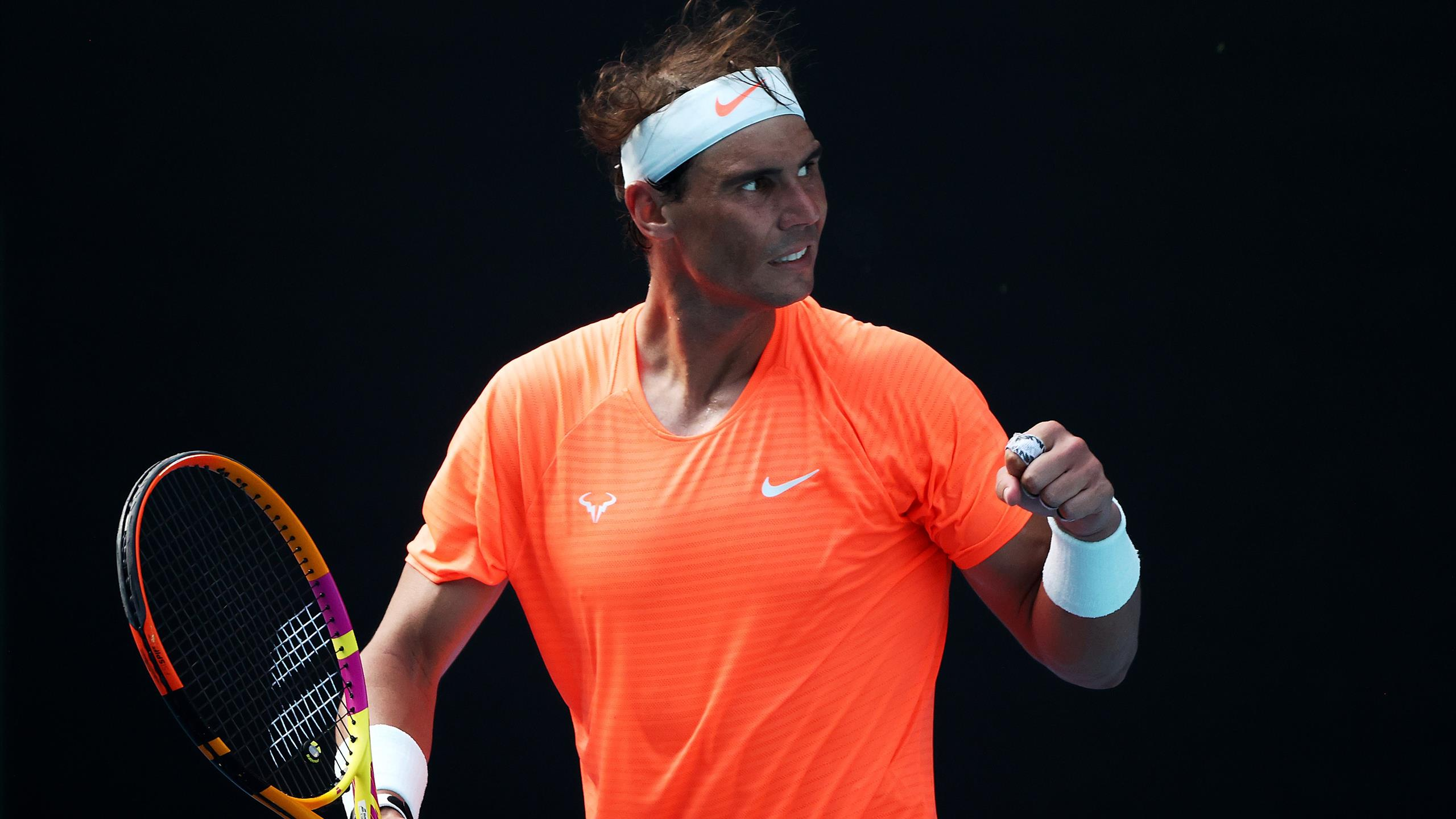 Nadal and Barty highlight Day 10 of the Australian Open thumbnail