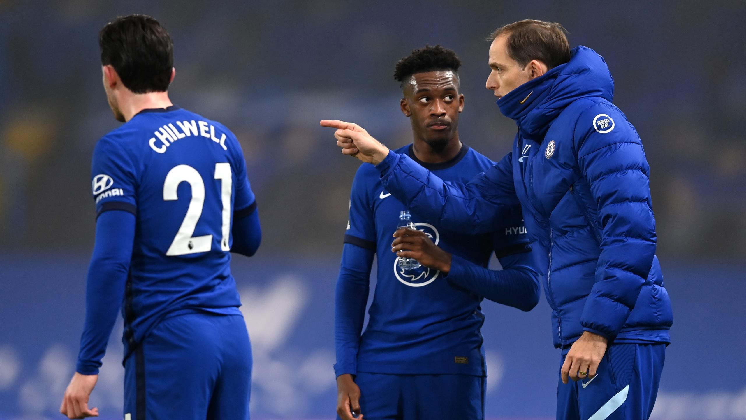 FC Chelsea: Thomas Tuchel zeigt erstmals sein zweites Gesicht - Honeymoon is over - Eurosport DE