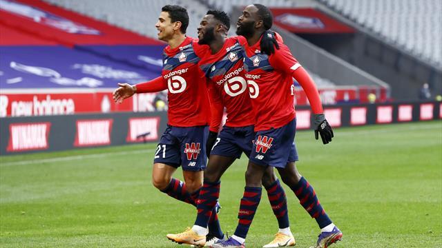 Moins de matches mais plus de concurrence : Lille va devoir bien gérer son calendrier
