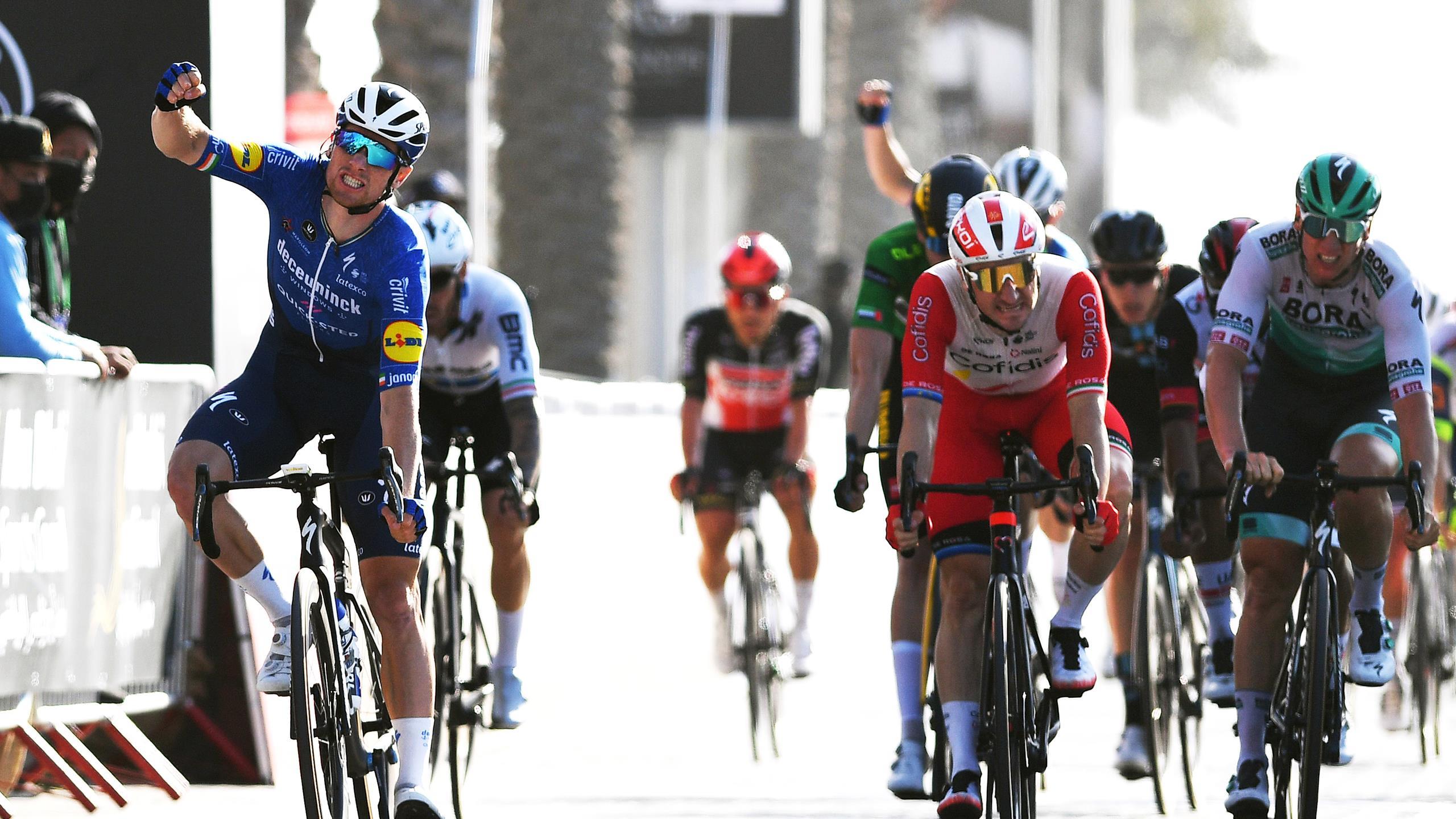 Vuelta 2021 Ergebnisse