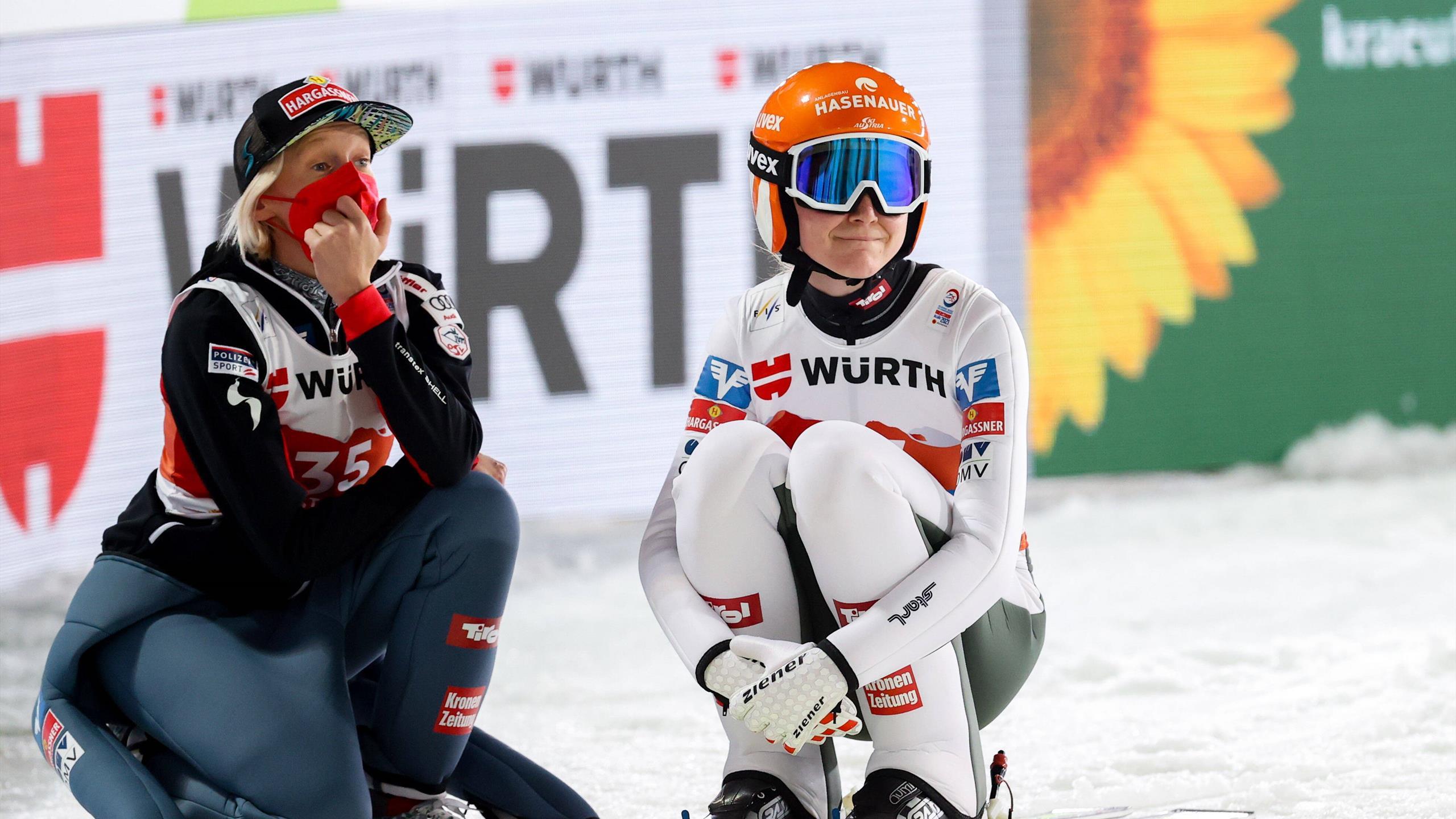 WM Oberstdorf - Drama um Marita Kramer: Technischer Delegierter erklärt Anlaufverkürzung - Eurosport DE