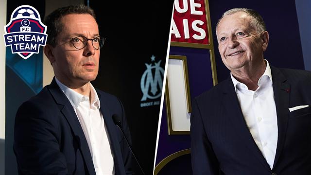 """L'OM et le modèle de l'OL : """"La crise que connaît Marseille est inenvisageable à Lyon"""""""