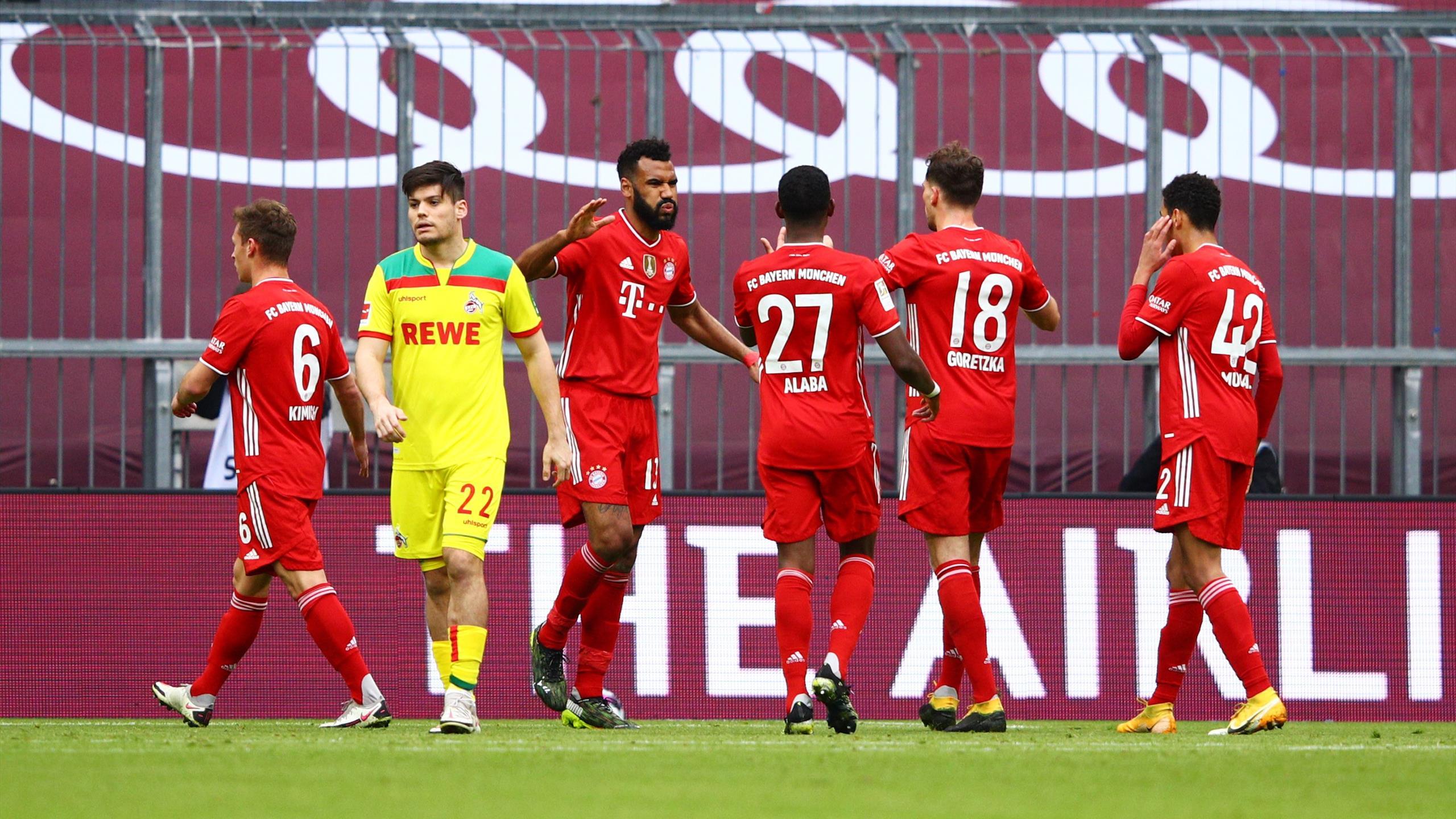 Bundesliga – Bayern crushes Cologne thanks to Lewandowski, Gnabry and  Choupo-Moting (5-1) | Today24 News English