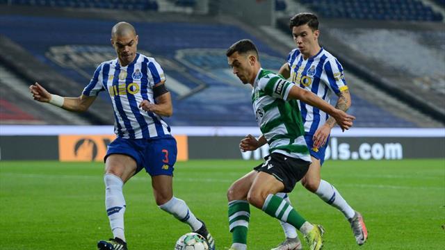 Le Sporting tient bon face à Porto