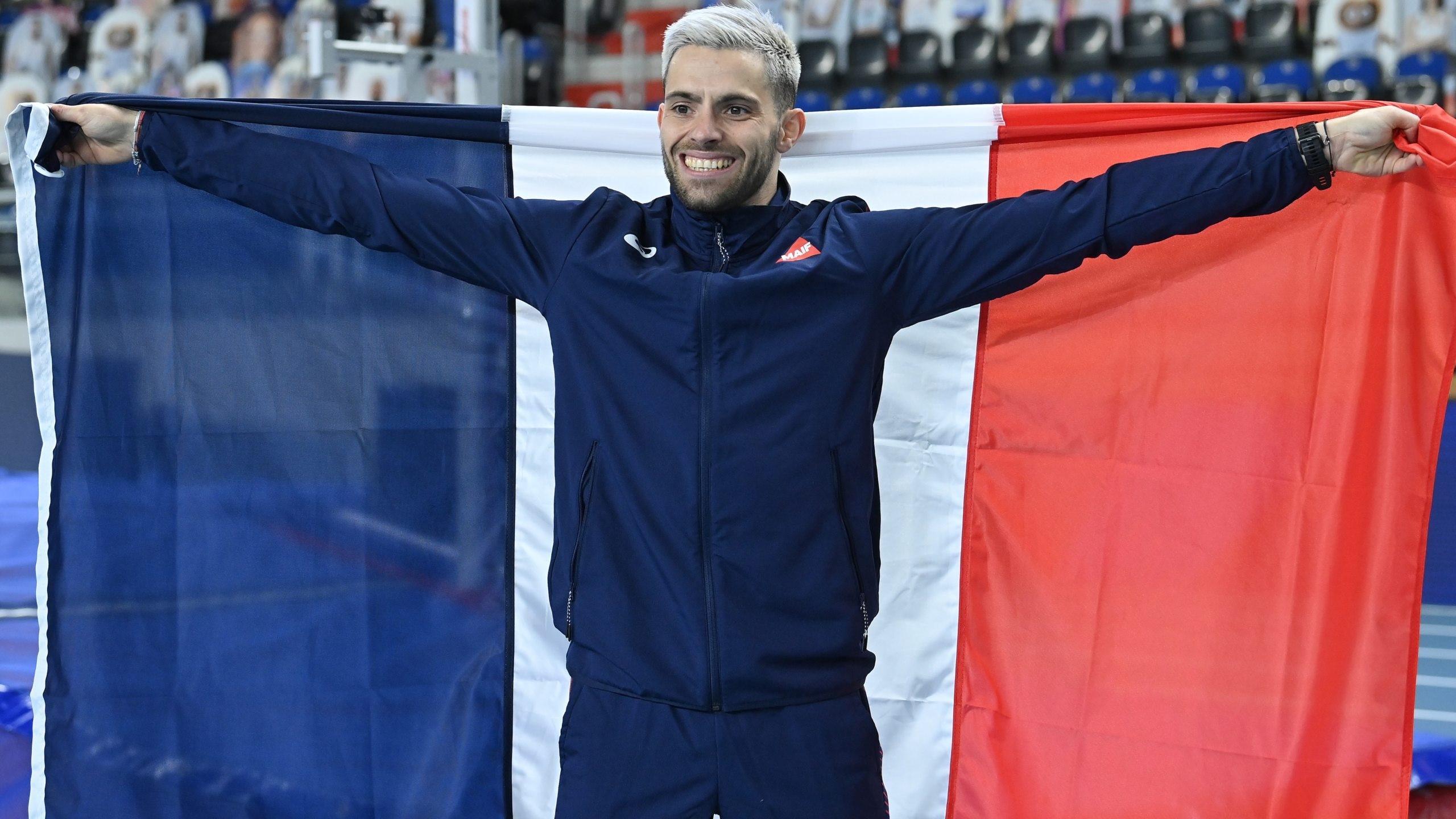 Athlétisme - Torun 2021 / Perche : Valentin Lavillenie vice-champion d'Europe, derrière Duplantis - Eurosport FR