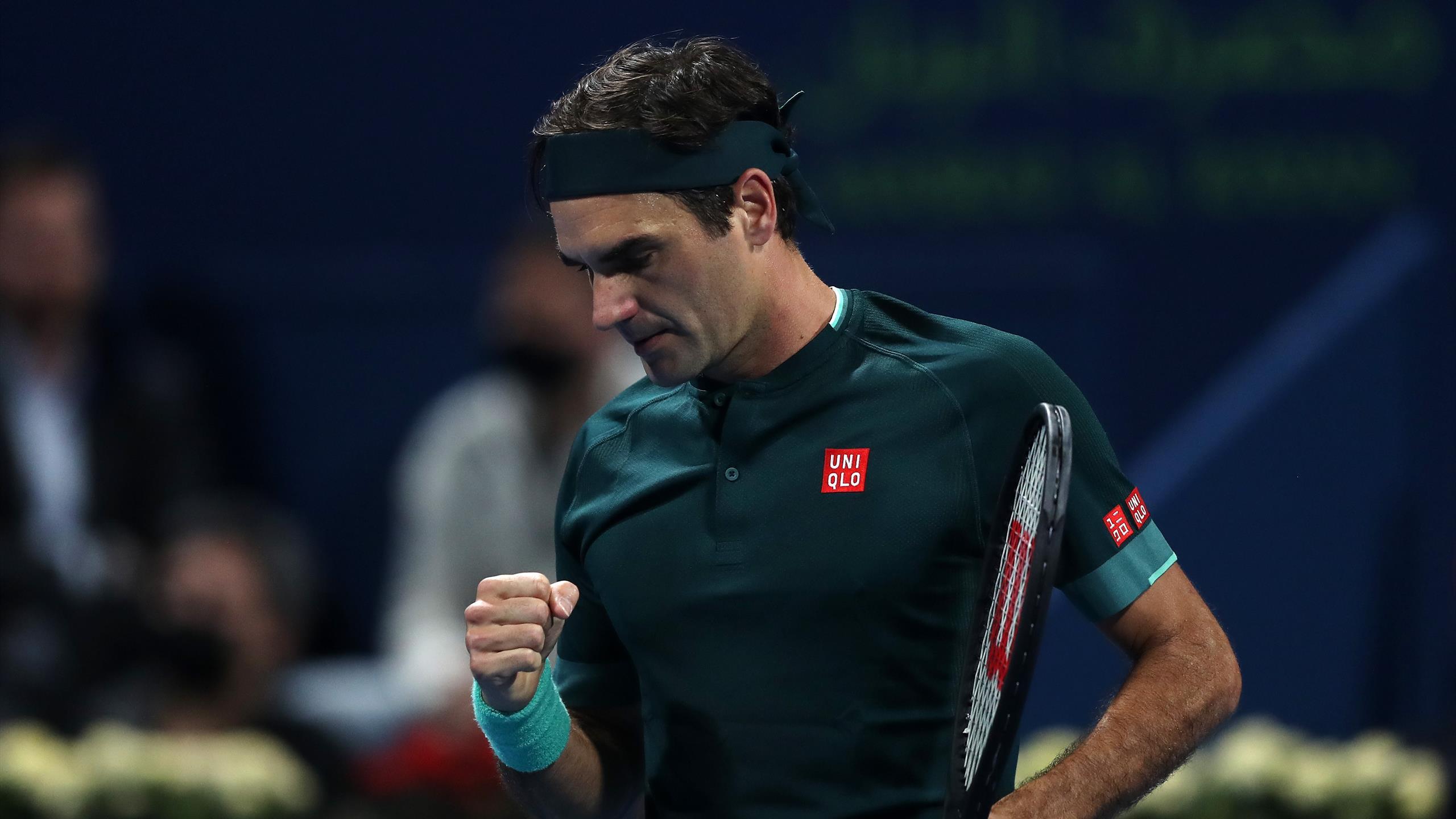 Federer - cover