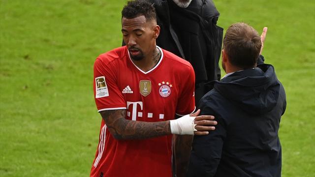 Fin de l'histoire : Boateng quittera le Bayern Munich à l'issue de la saison