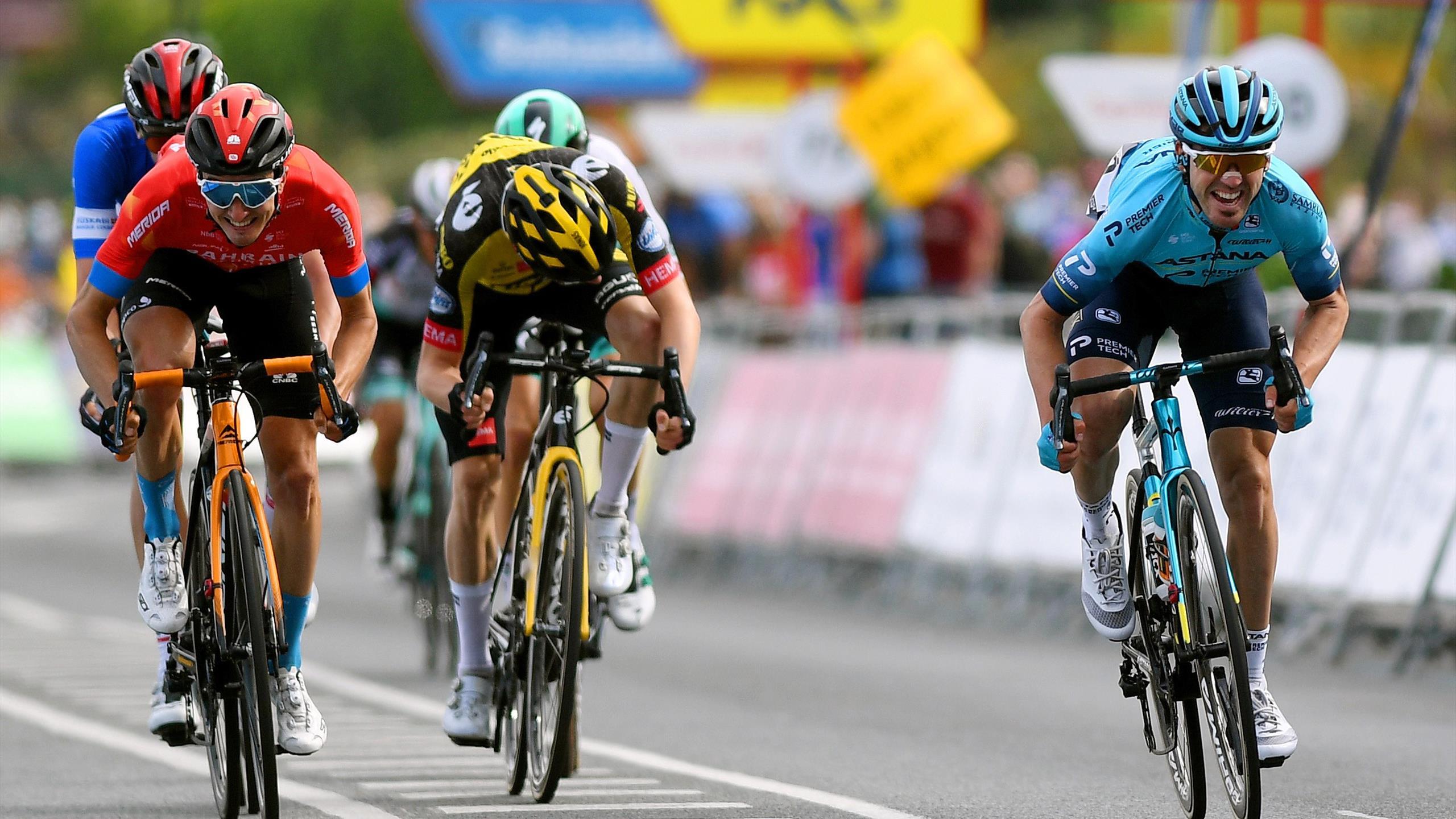 Tour du Pays Basque– Une demi-roue et un beau suspense : la victoire d'Izagirre en vidéo – Vidéo Cyclisme