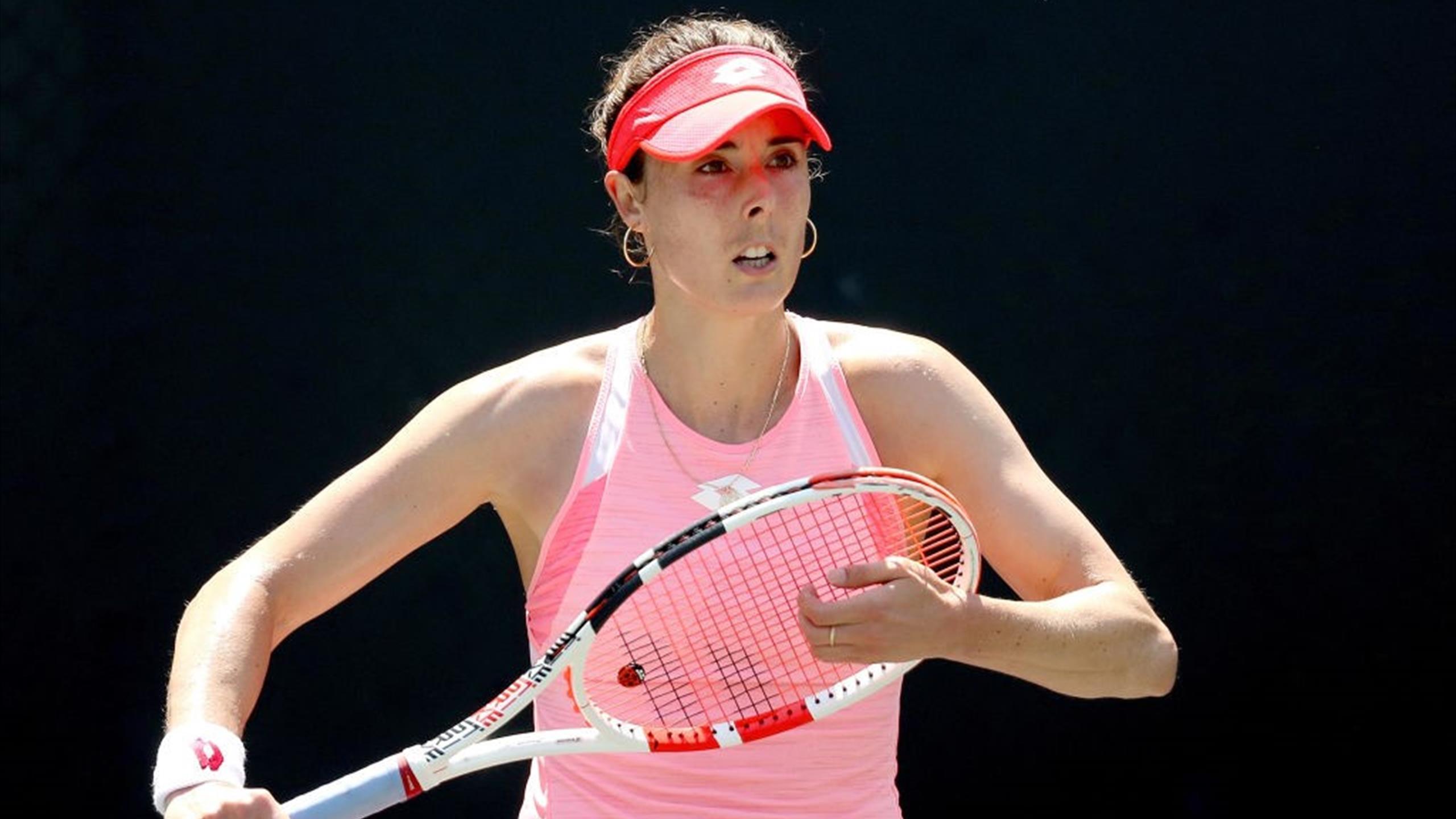 Pas de titre pour Cornet, battue en finale par Svitolina thumbnail