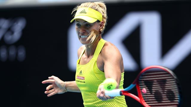 "Kerber denkt nicht an Karriereende: ""Mittendrin in meinem Tennisleben"""