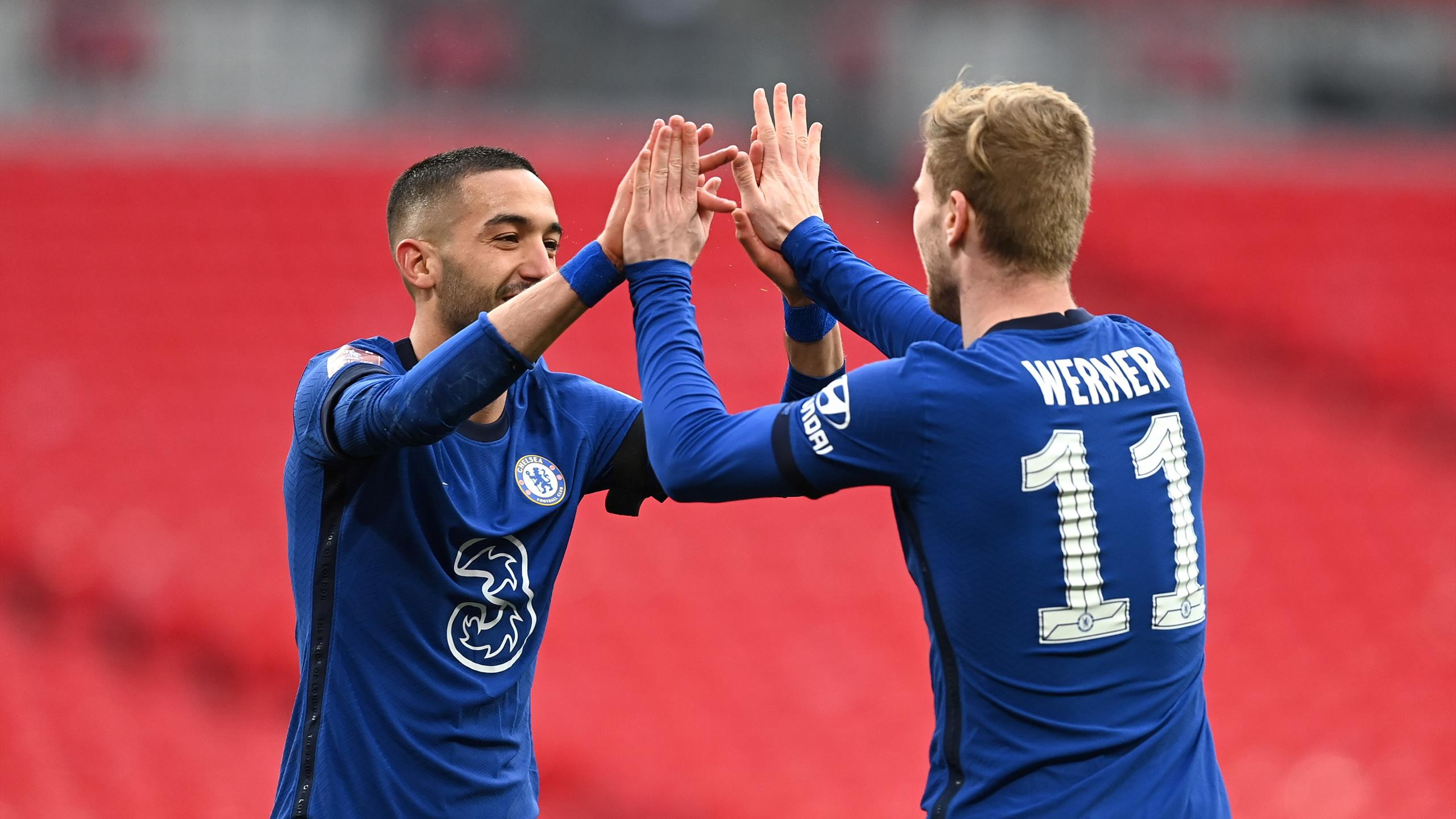 Football news - Chelsea reach the FA Cup final again to end Manchester City  quadruple dream - Eurosport
