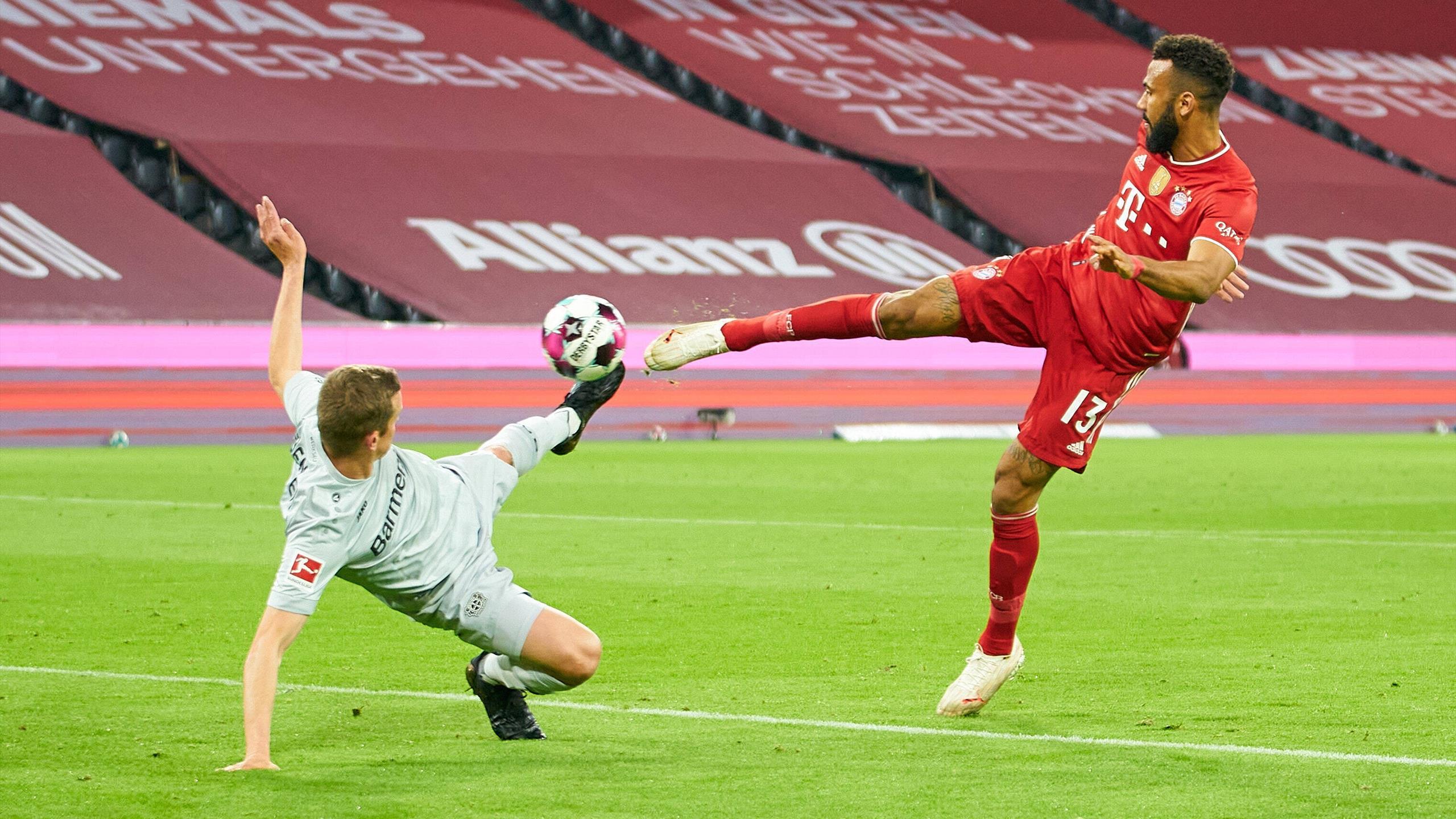 Bundesliga, Bayern Monaco-Bayer Leverkusen 2-0: Choupo-Moting e ...