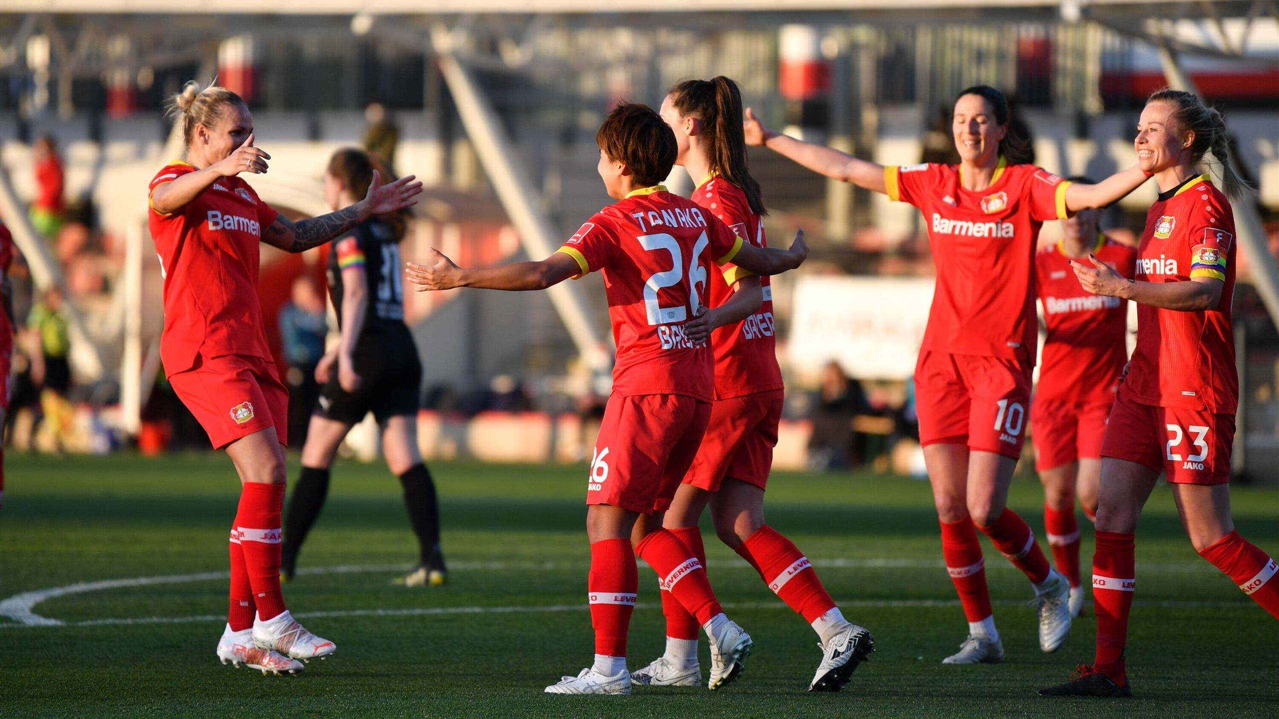 Flyeralarm Frauen Bundesliga Fussball News Ergebnisse Eurosport