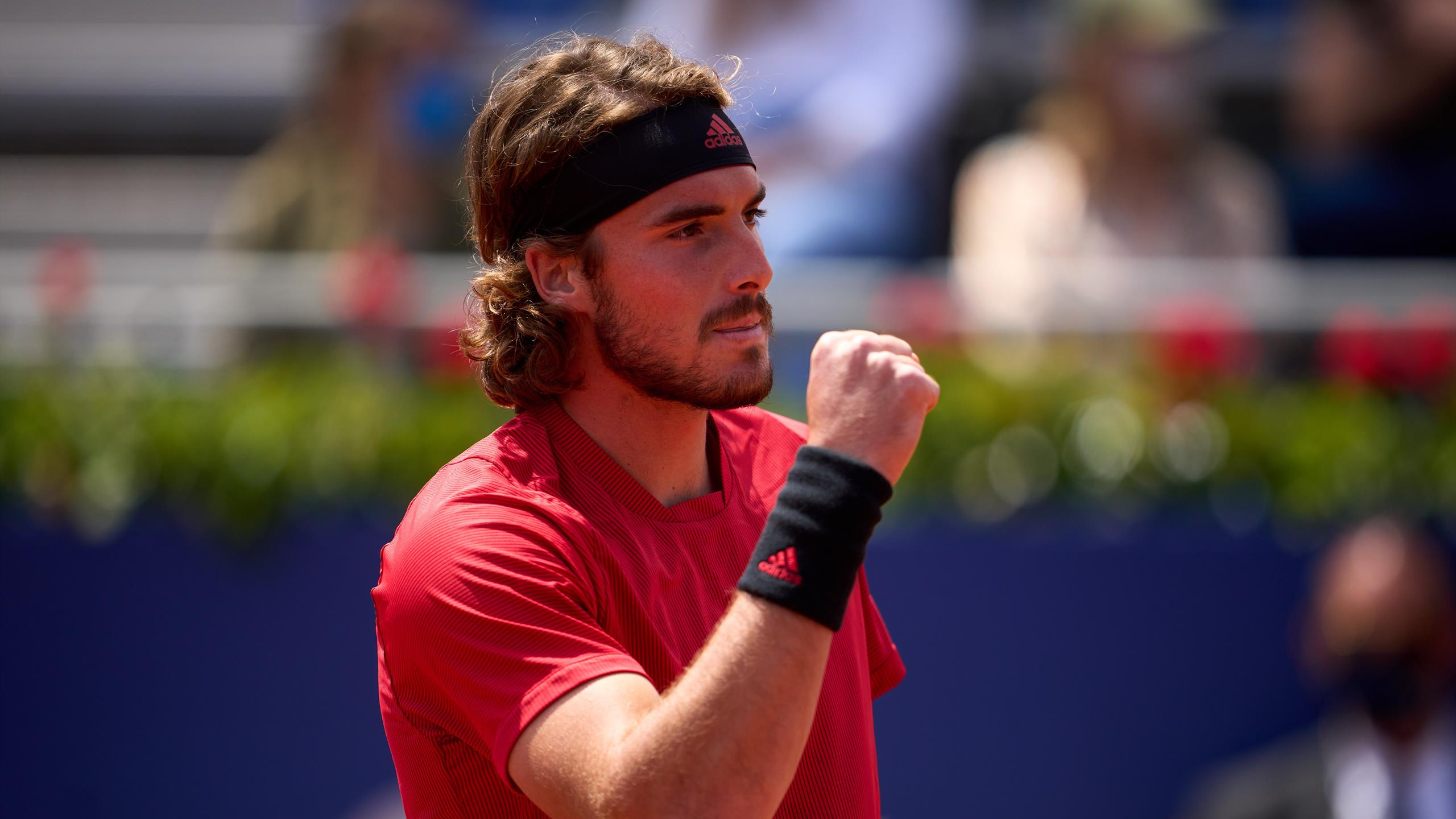 ATP Barcelona: persistent, Tsitsipas dismisses Sinner and validates his  ticket for the final