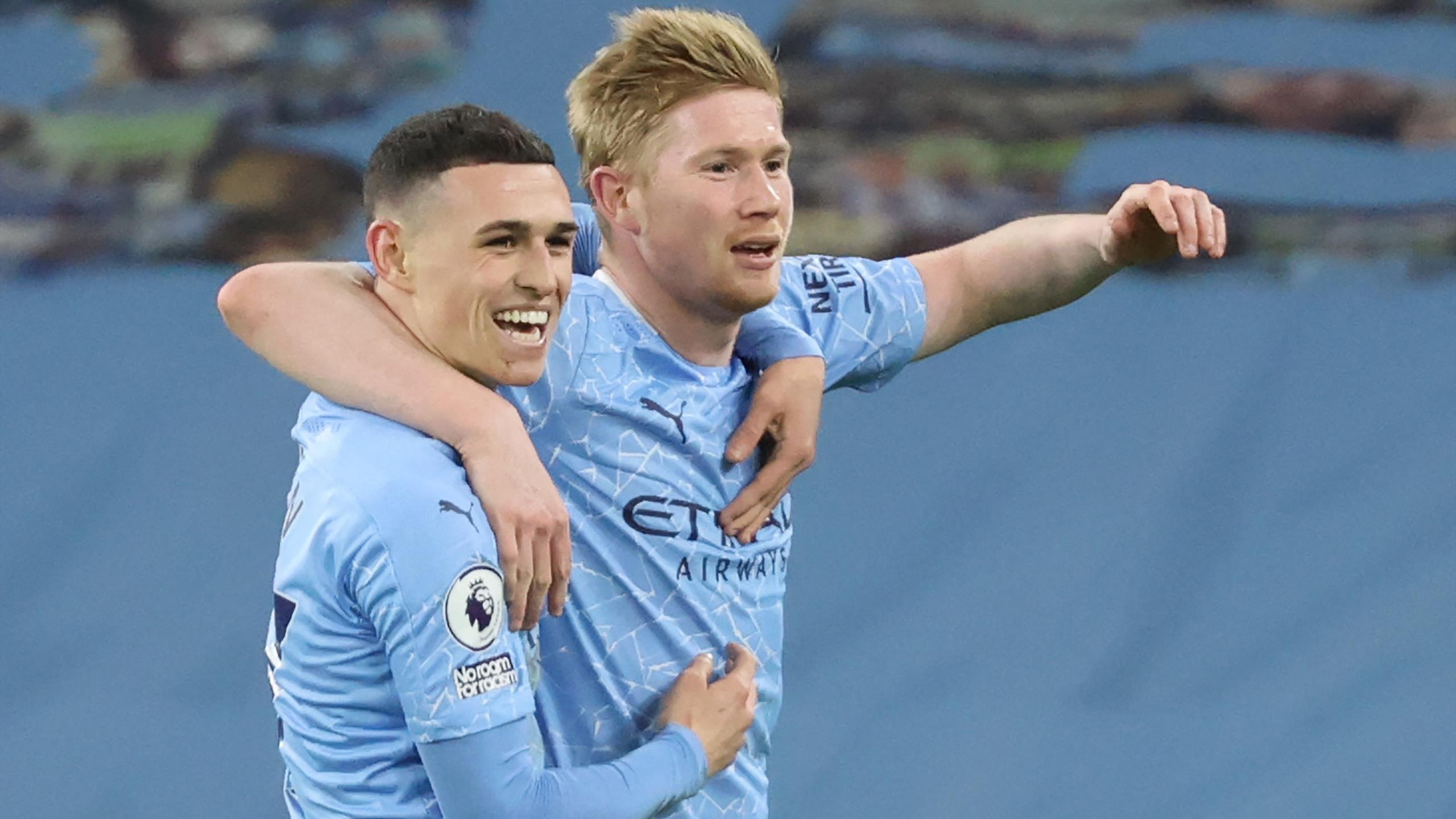 De Bruyne, Foden, Kirby win PFA awards thumbnail