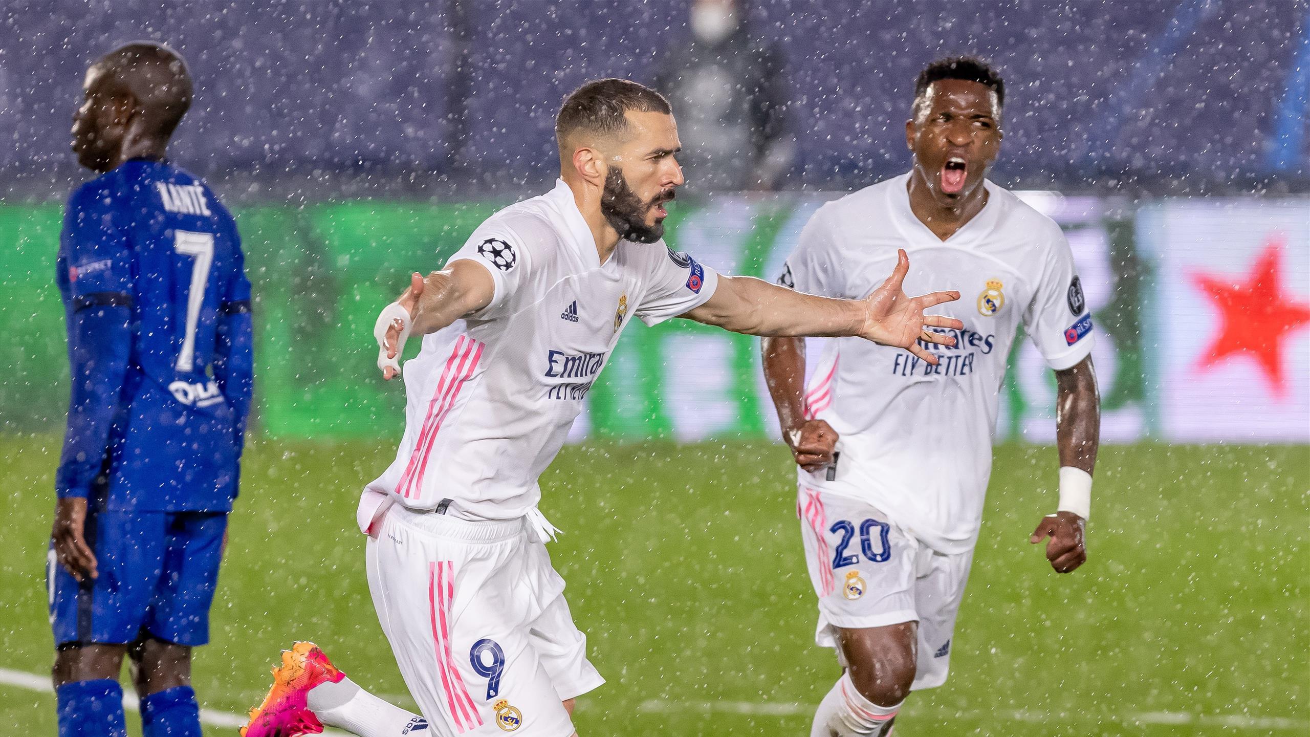 Ligue des champions : Le Real Madrid tenu en échec par Chelsea (1-1), Karim Benzema buteur