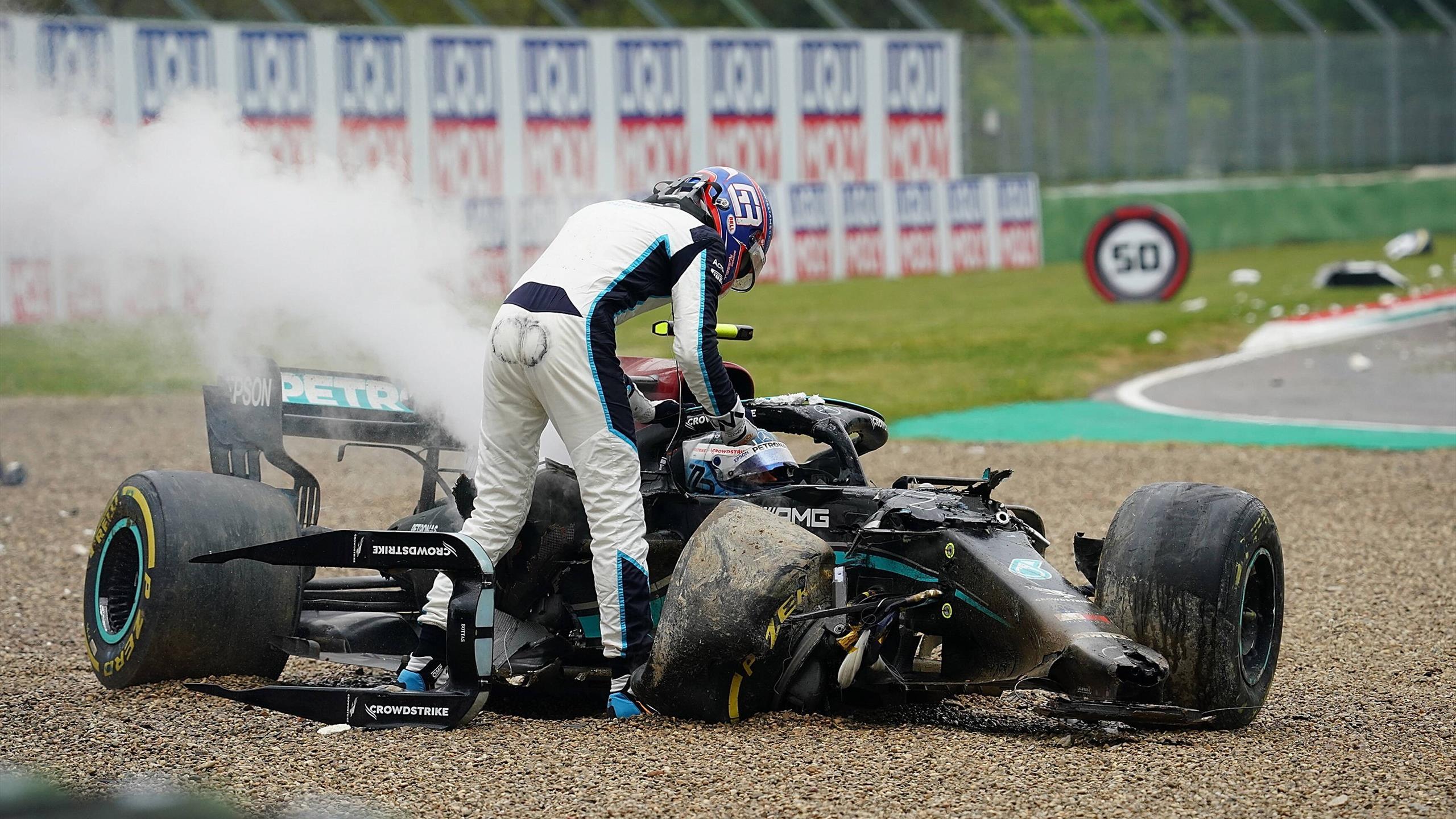 F1 – Bottas n'a pas échangé avec Russell : «J'ai eu un appel lundi matin mais je dormais encore»