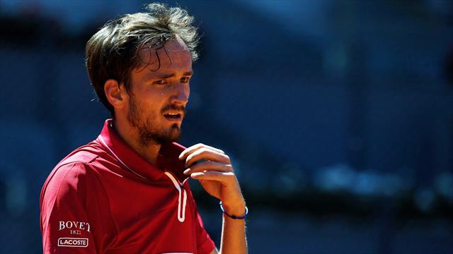 Kuriose Ansage von Medvedev: Tennis-Star brutal ehrlich