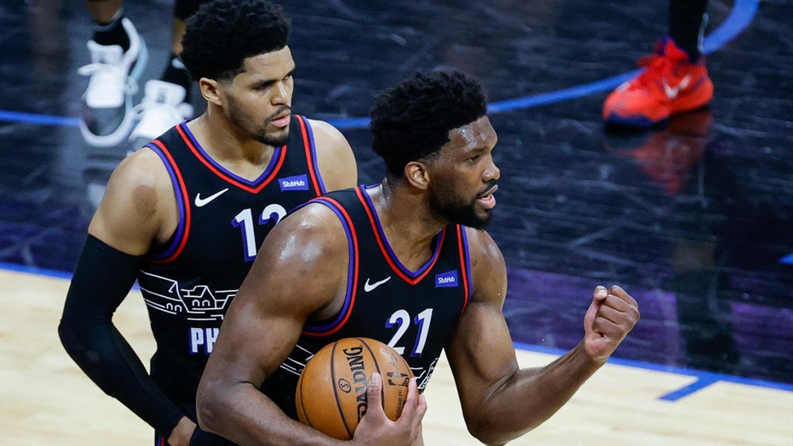 """Les Sixers verrouillent (presque) la première place à l'Est, les Lakers vers un """"play-in"""""""