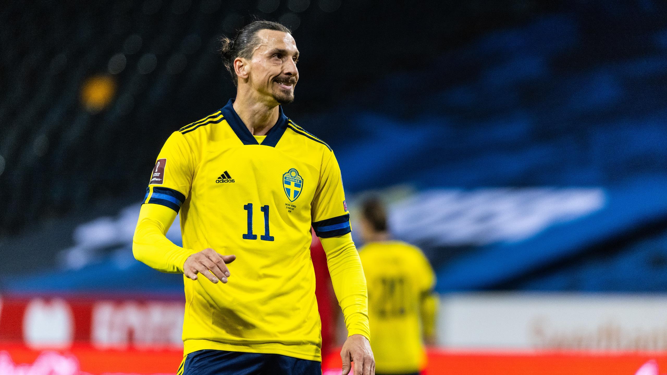 Officiel : Zlatan Ibrahimovic forfait pour l'Euro après sa blessure au genou gauche