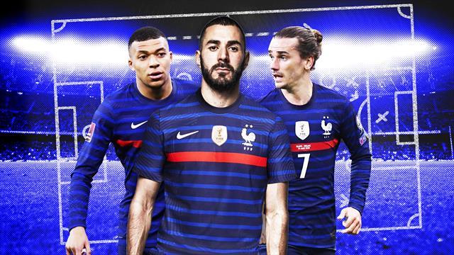 Comment intégrer Benzema dans le onze des Bleus ?