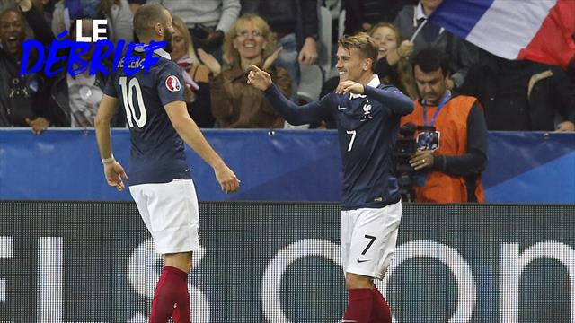 """Mbappé, Benzema, Griezmann ? """"Plus belle promesse de l'Euro et le plus grand danger pour les Bleus"""""""
