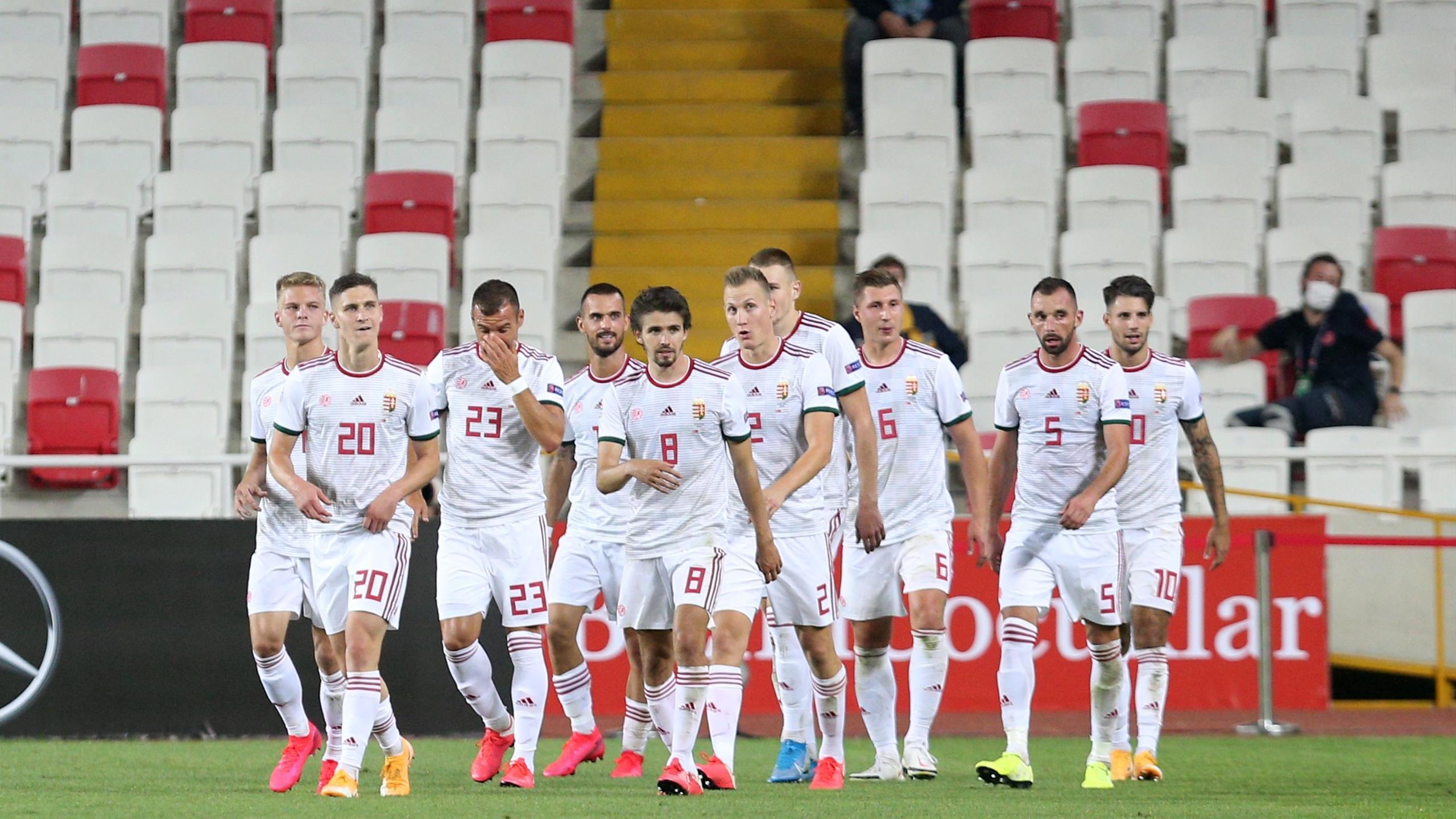 Стартовые составы на матч Венгрия  Португалия: Роналду идет за рекордом